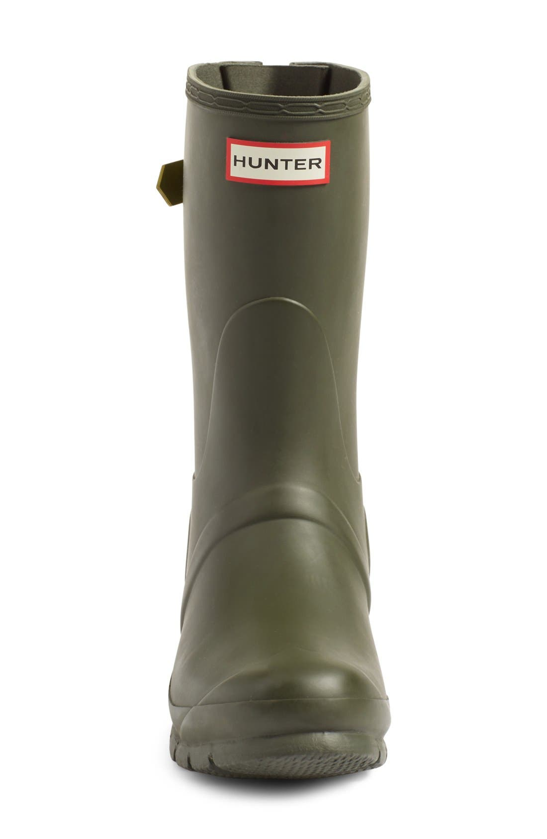 Original Short Back Adjustable Rain Boot,                             Alternate thumbnail 36, color,