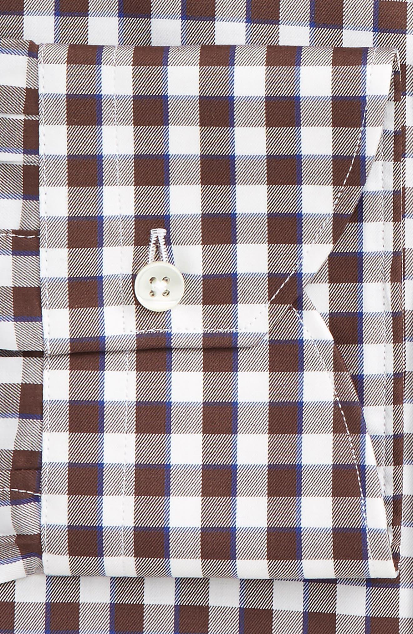 Regular Fit Check Dress Shirt,                             Alternate thumbnail 2, color,                             210