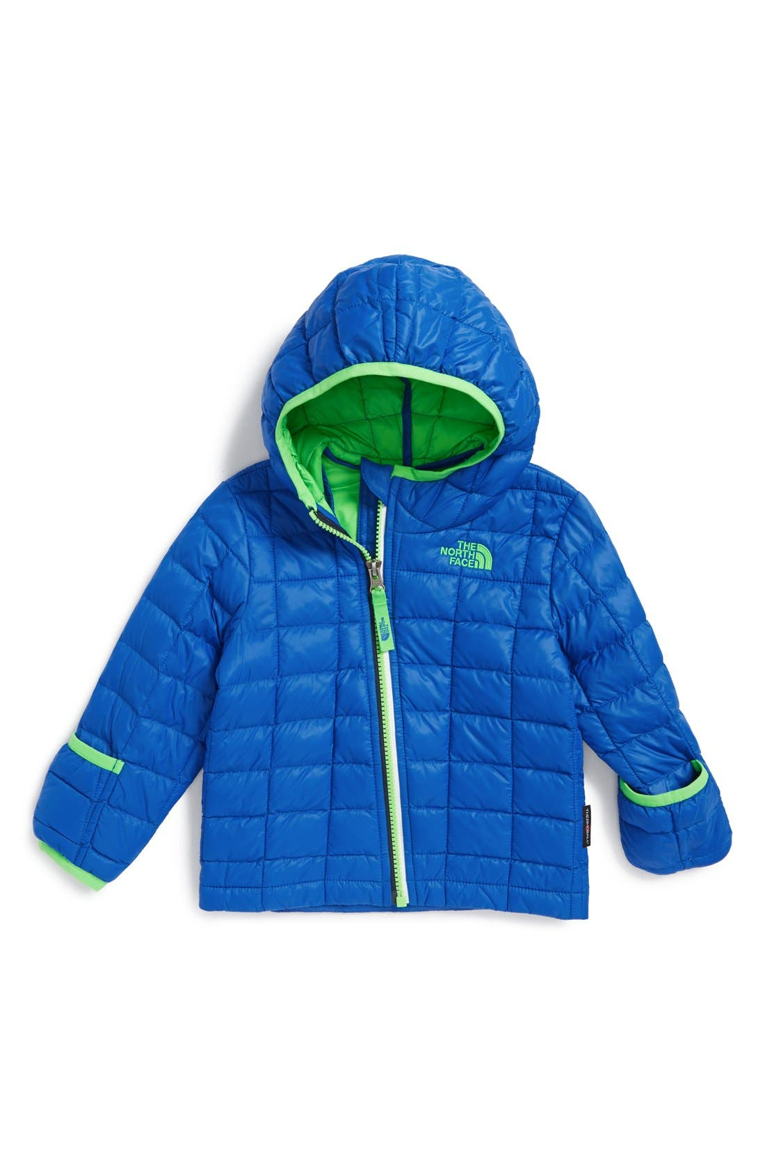 'ThermoBall<sup>™</sup>' PrimaLoft<sup>®</sup> Hooded Jacket,                             Main thumbnail 3, color,