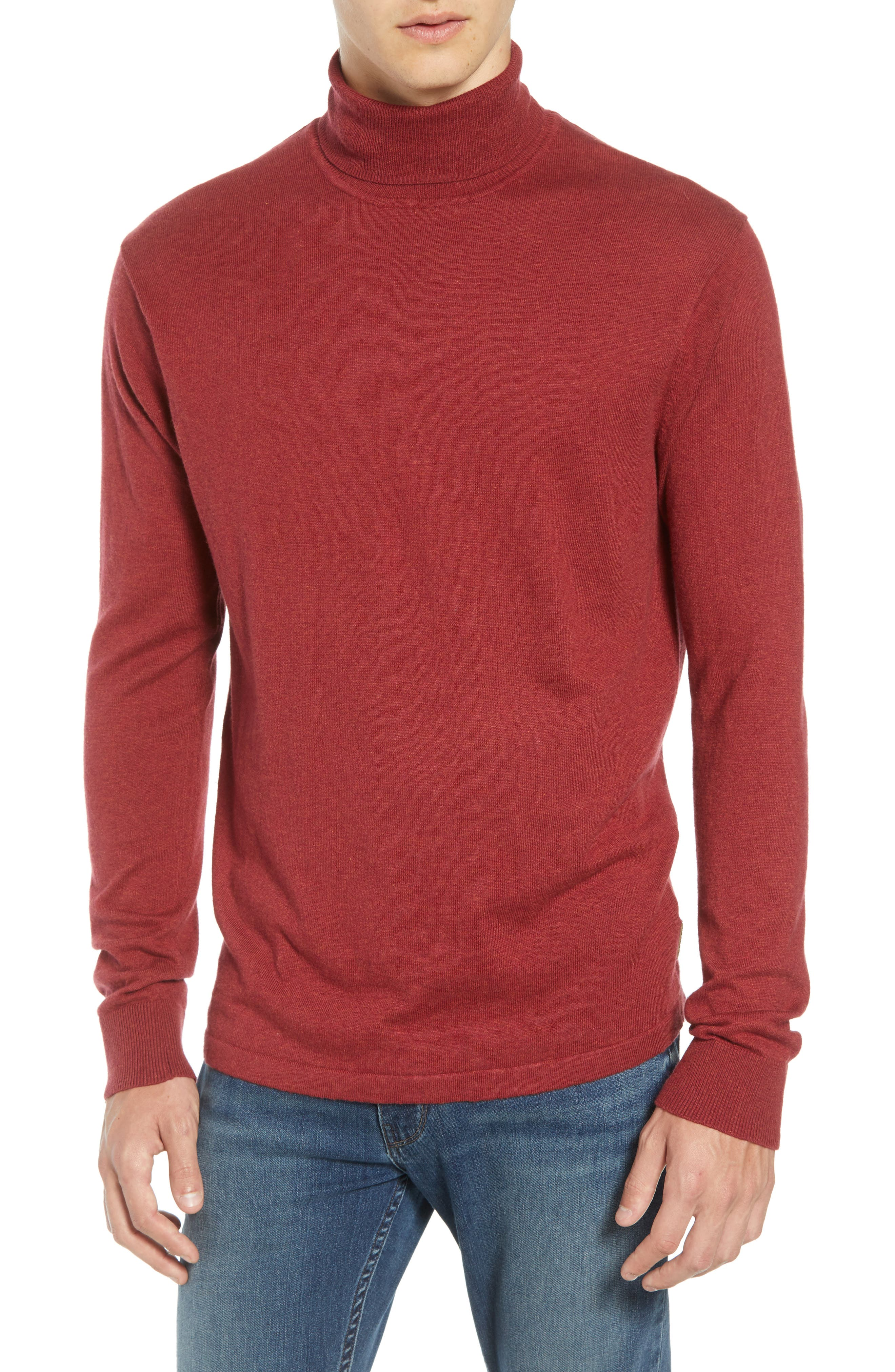 Turtleneck Sweater,                             Main thumbnail 1, color,                             610