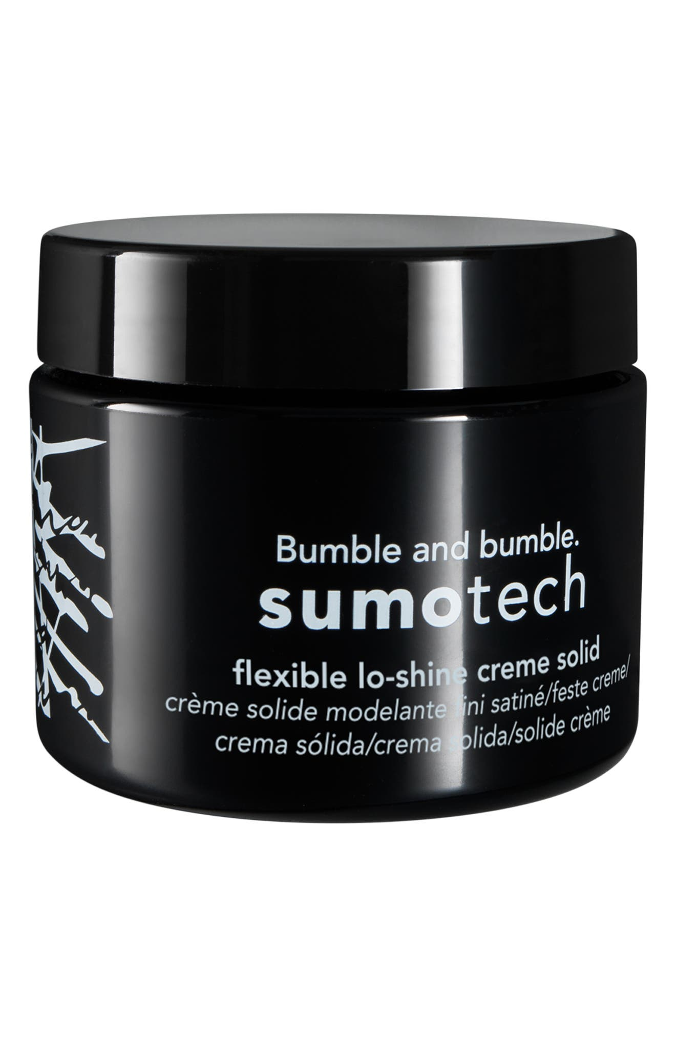 Sumotech Flexible Lo-Shine Crème Solid,                         Main,                         color, NO COLOR