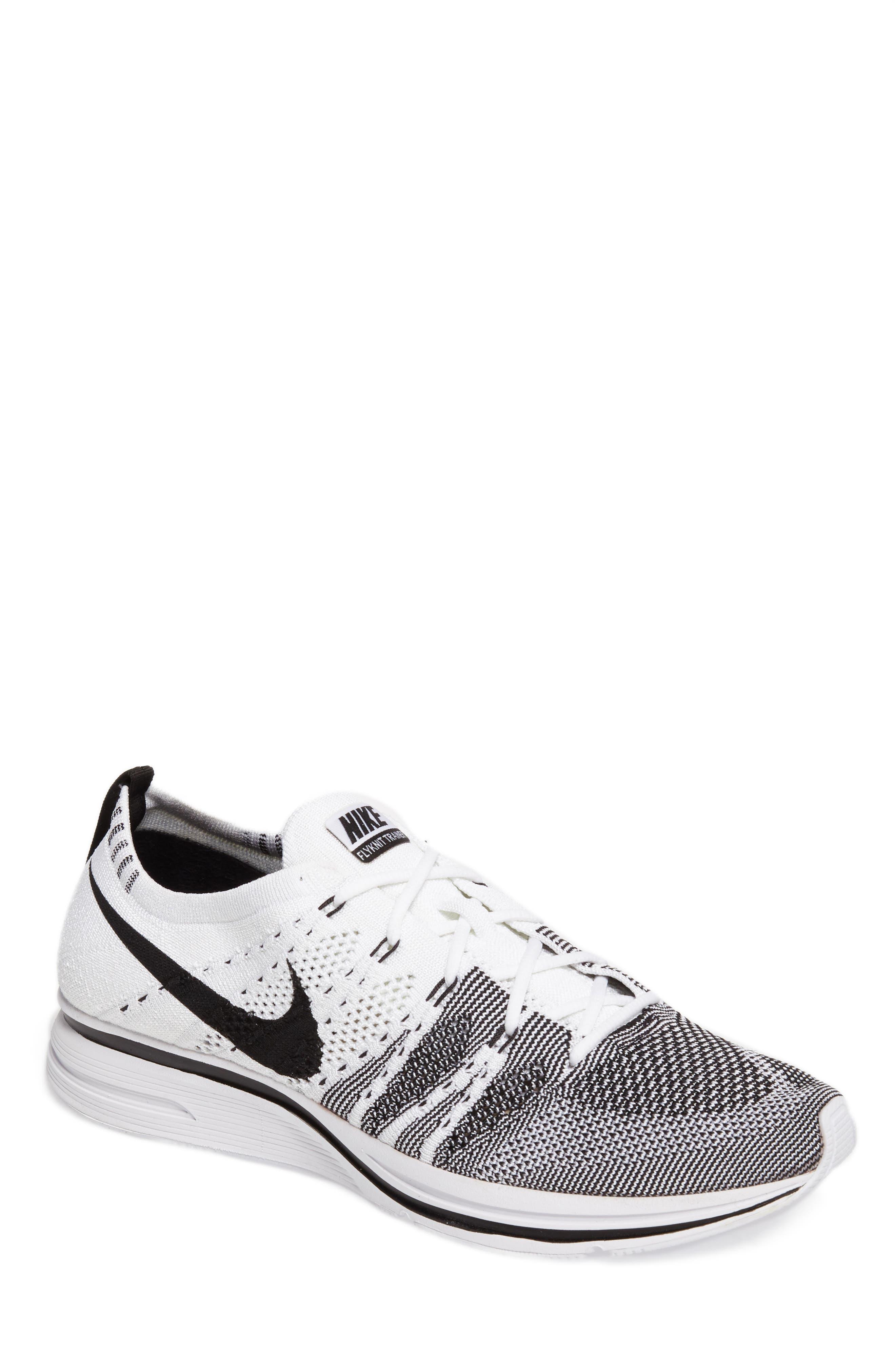 NikeLab Flyknit Trainer Sneaker,                         Main,                         color, 100