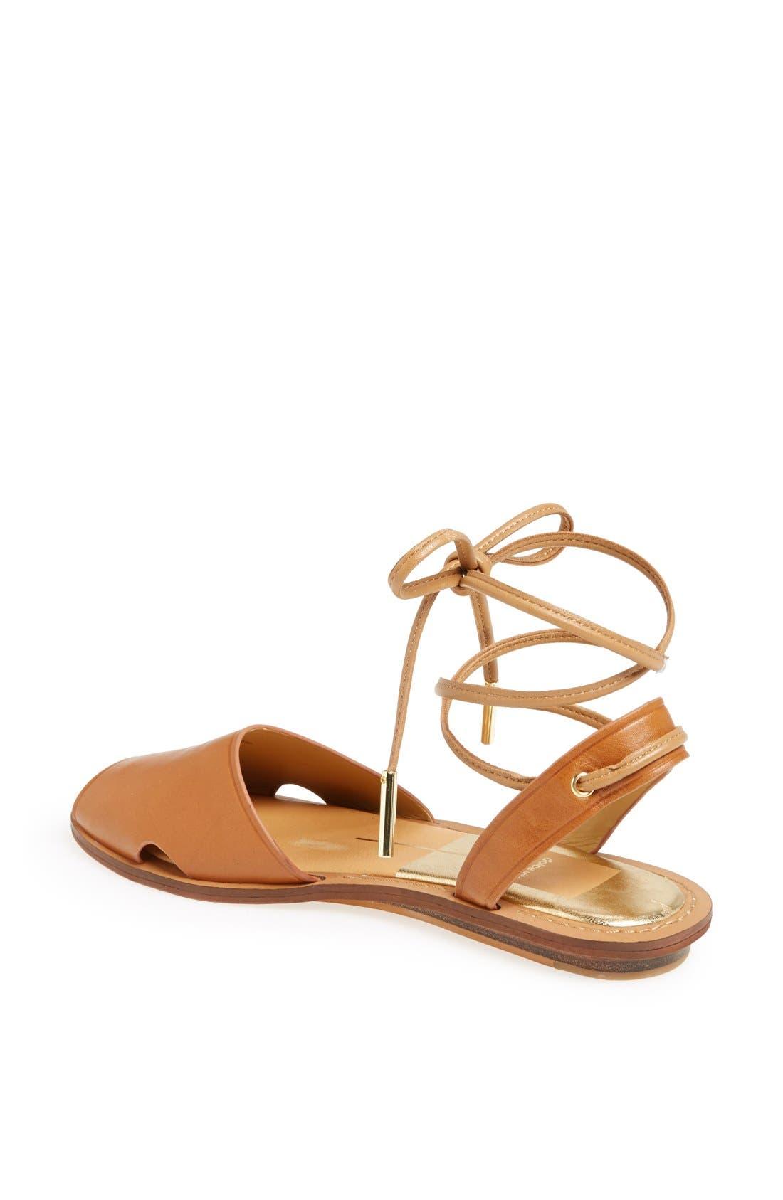 'Damalis' Sandal,                             Alternate thumbnail 3, color,                             200