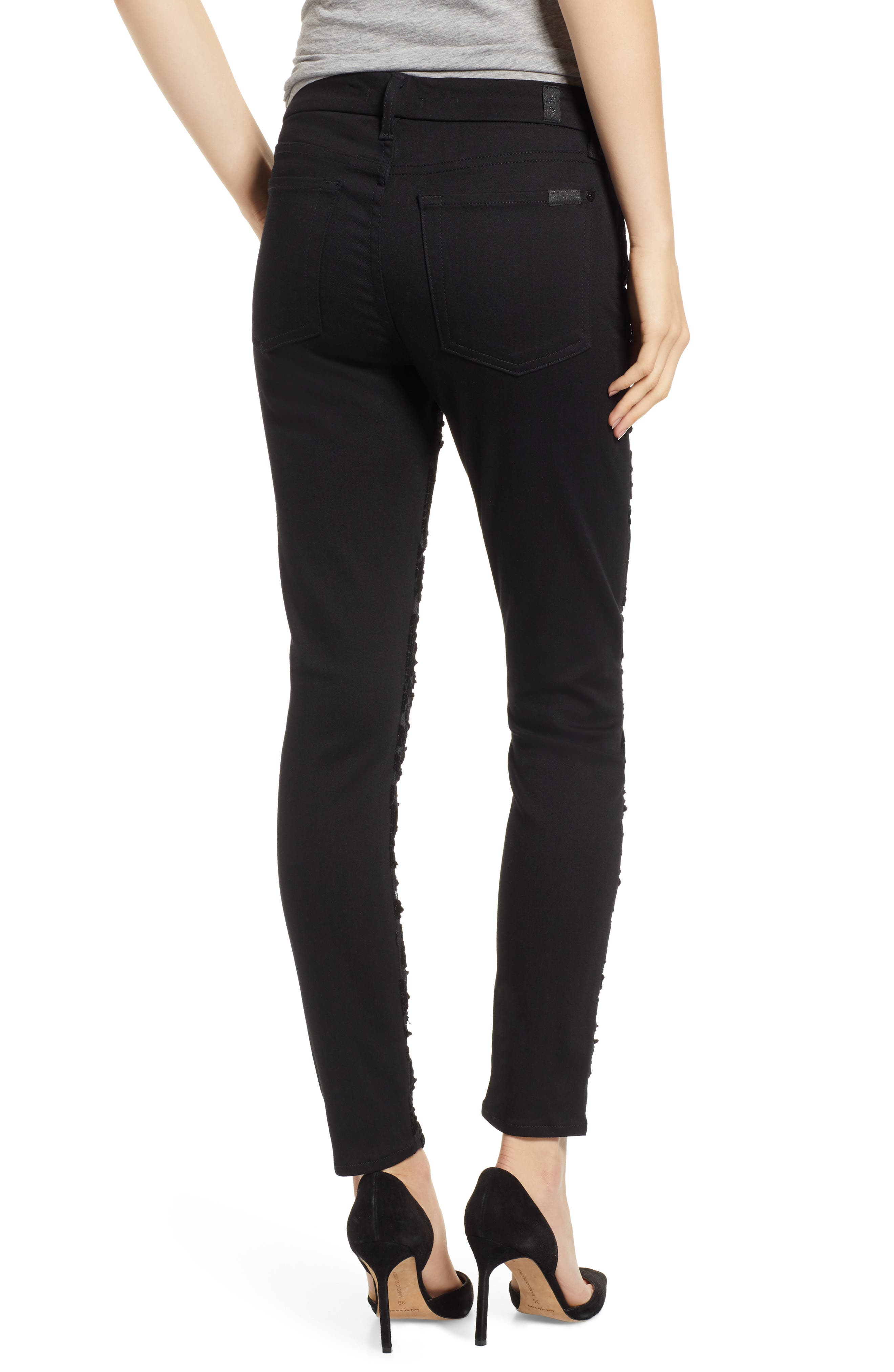 b(air) The Ankle Skinny Jeans,                             Alternate thumbnail 2, color,                             004