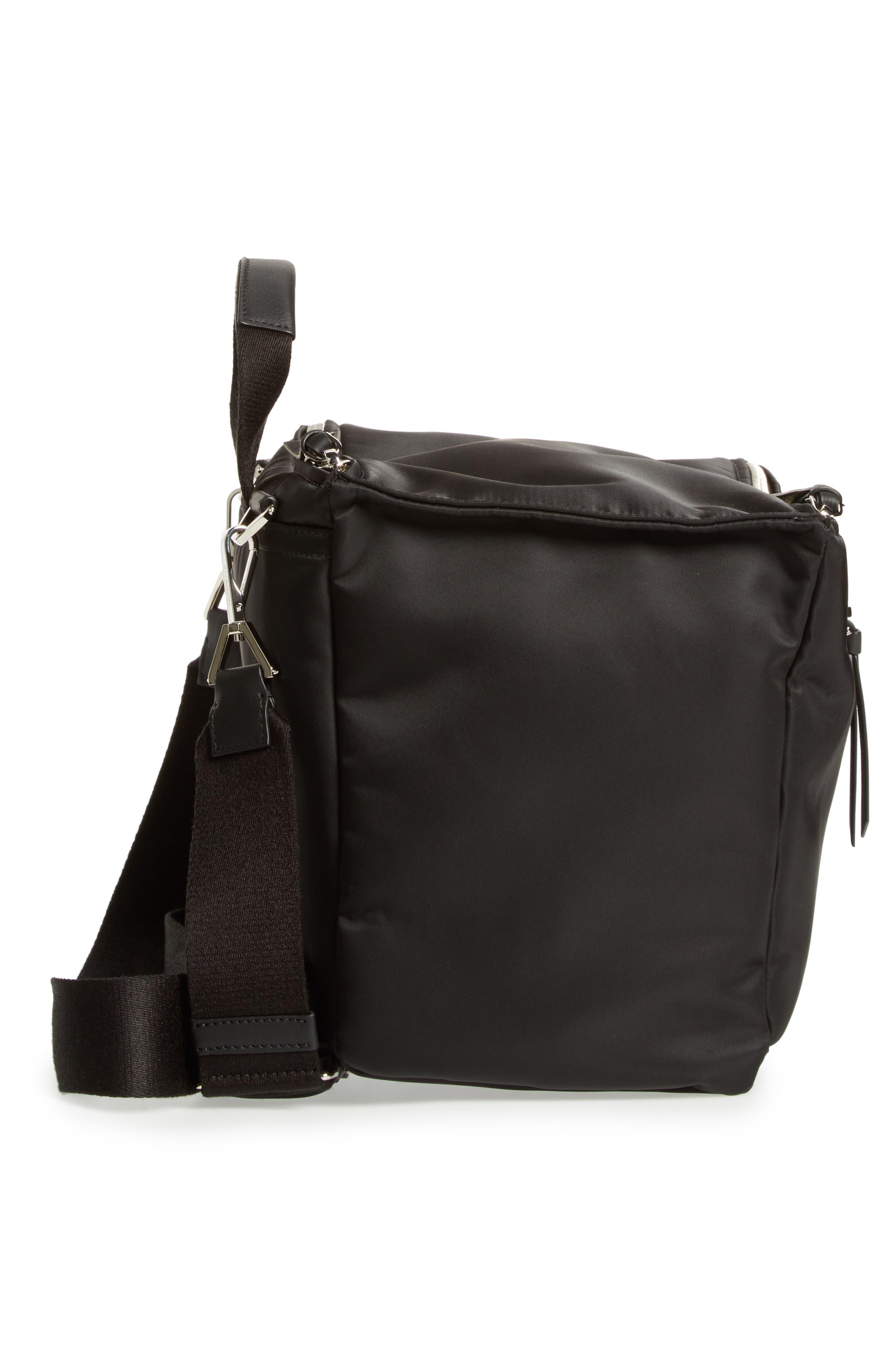 Paris Pandora Shoulder Bag,                             Alternate thumbnail 5, color,                             004