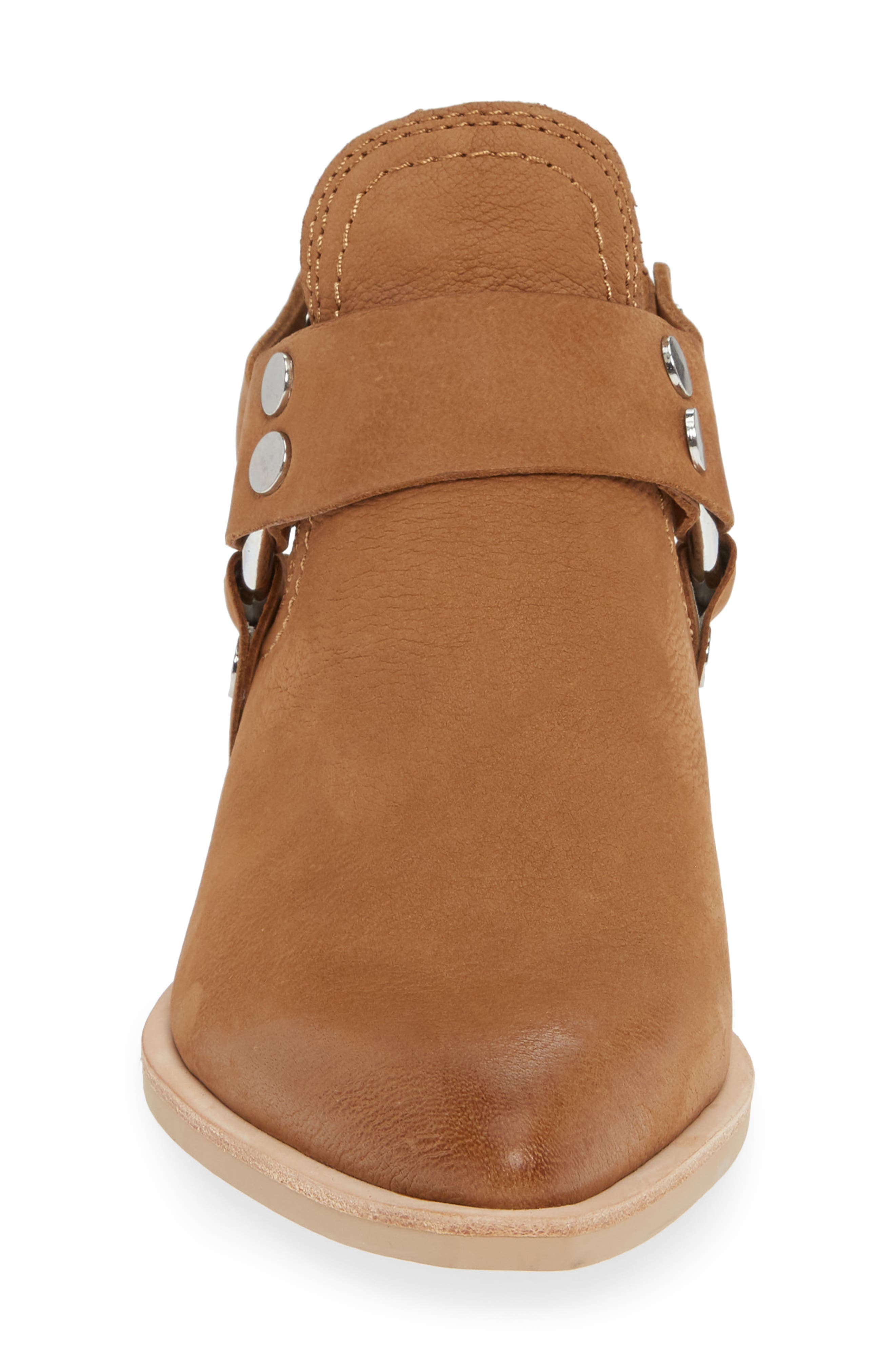 Urban Bootie,                             Alternate thumbnail 4, color,                             TAN NUBUCK LEATHER