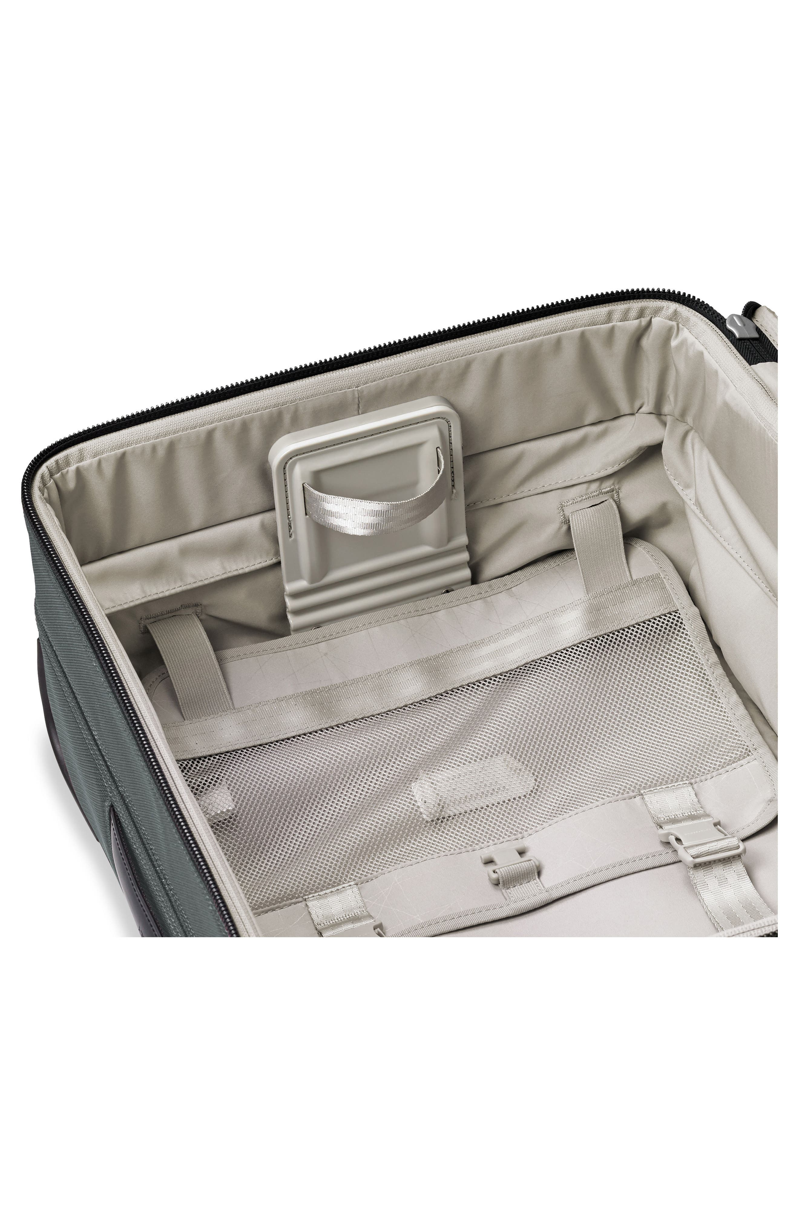 Transcend VX Tall Expandable 22-Inch Spinner Suitcase,                             Alternate thumbnail 5, color,                             SLATE GREY