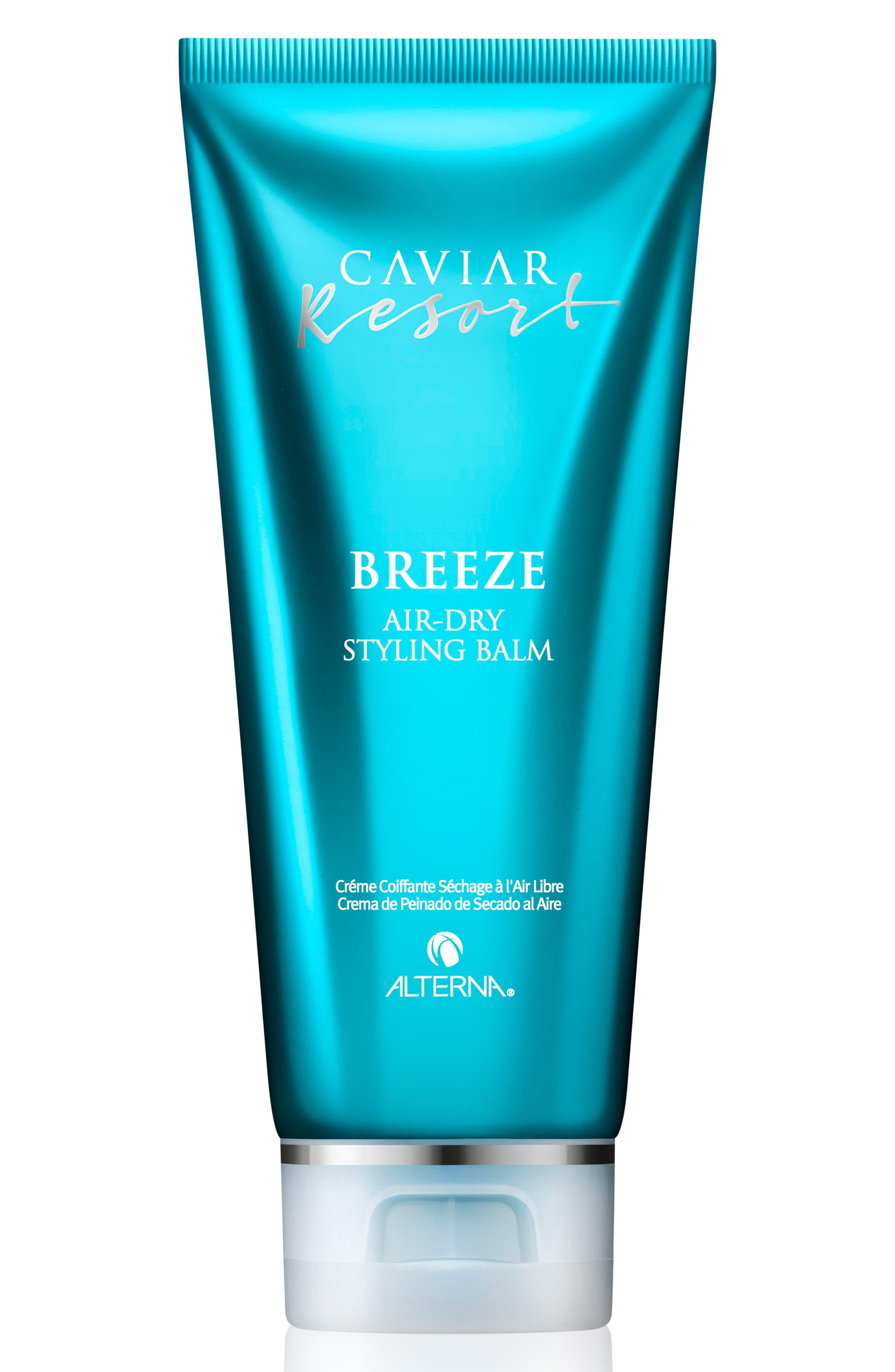 Caviar Resort Breeze Air-Dry Styling Balm,                             Main thumbnail 1, color,                             000