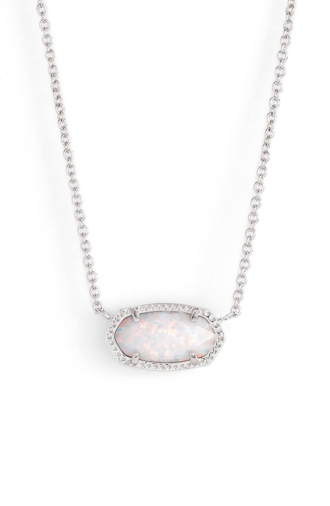 'Elisa' Pendant Necklace,                             Main thumbnail 34, color,