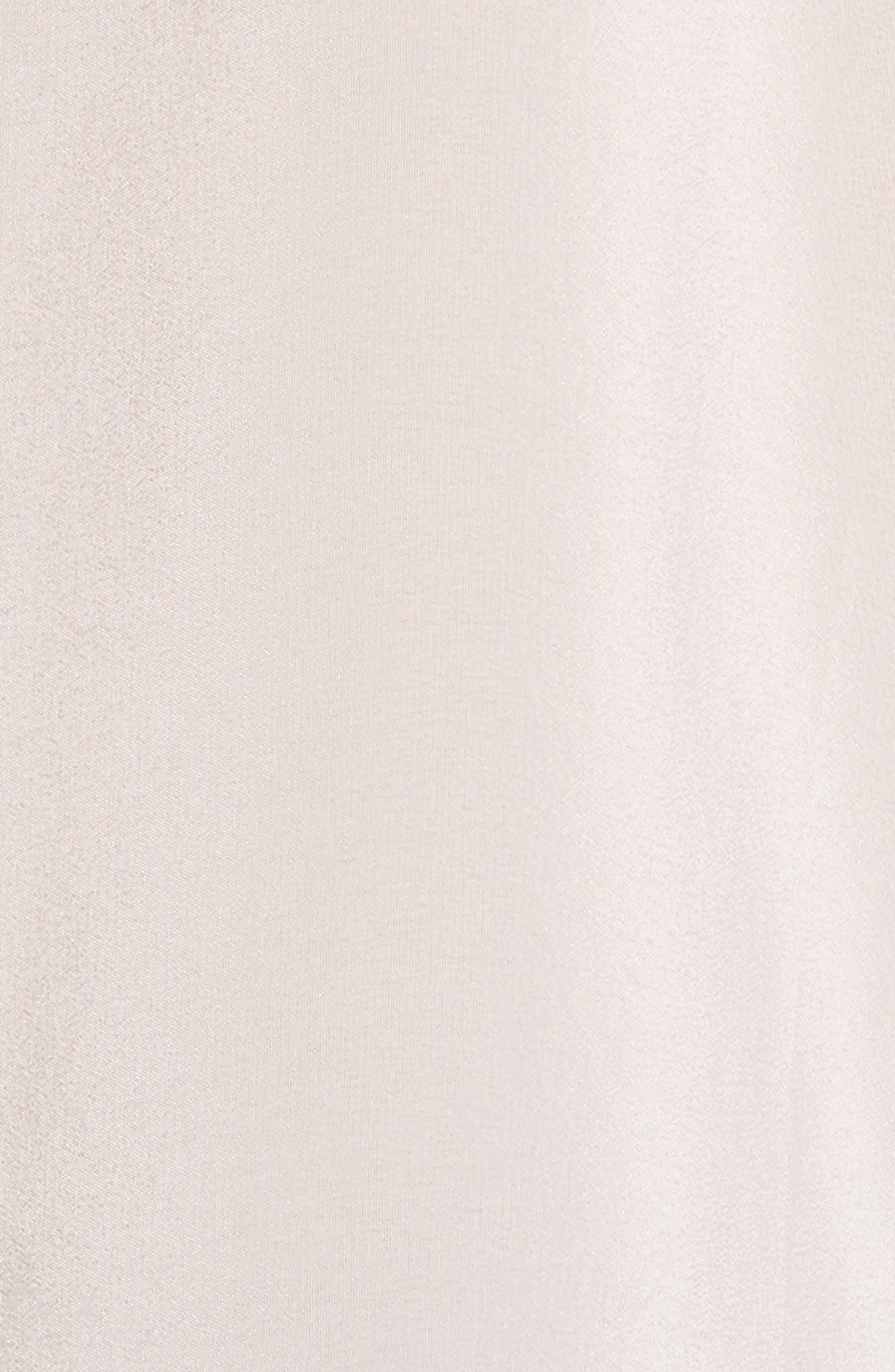 EQUIPMENT,                             Brynn Stripe Silk Tee,                             Alternate thumbnail 5, color,                             103