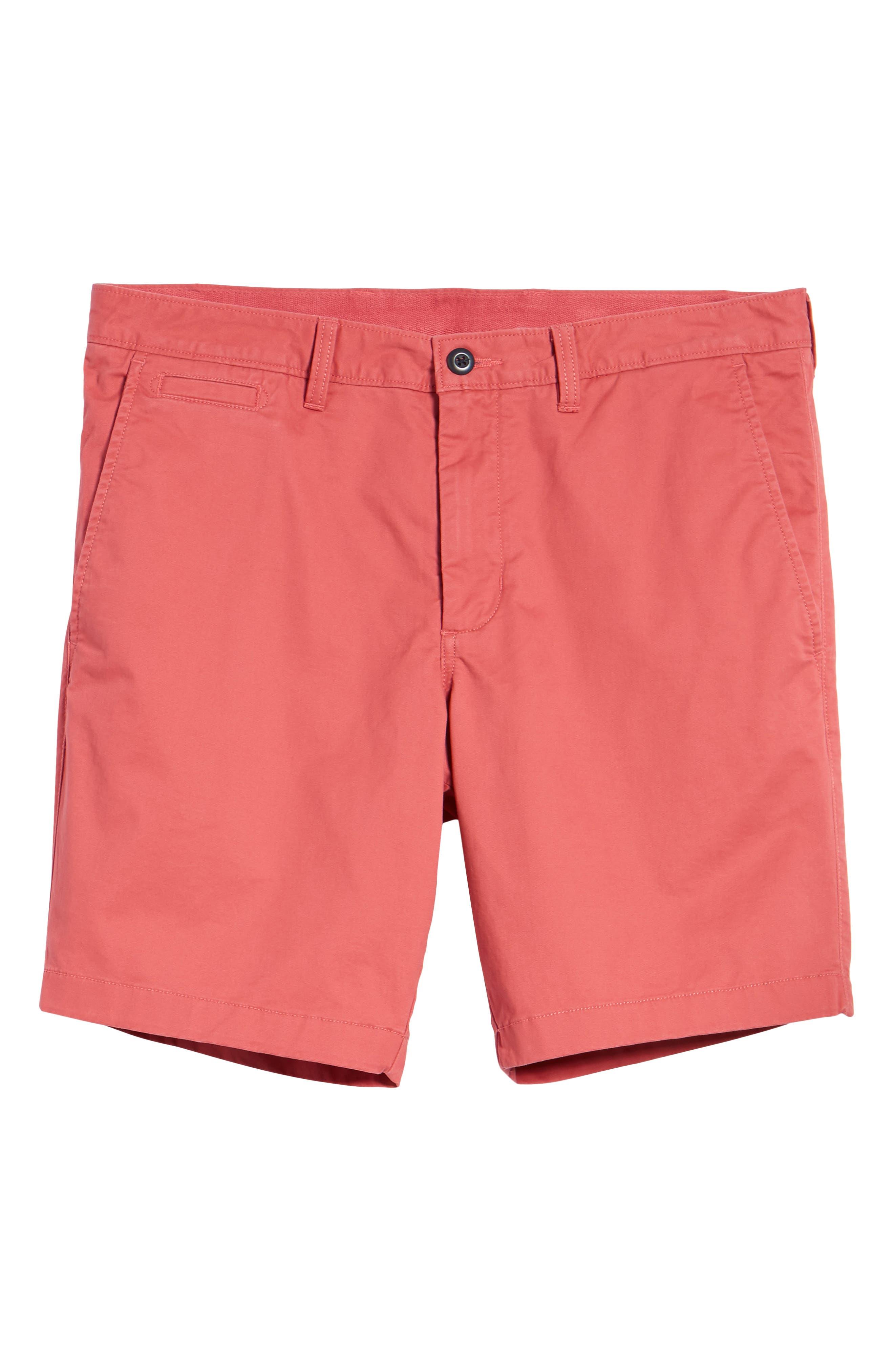 Ballard Slim Fit Stretch Chino 9-Inch Shorts,                             Alternate thumbnail 71, color,