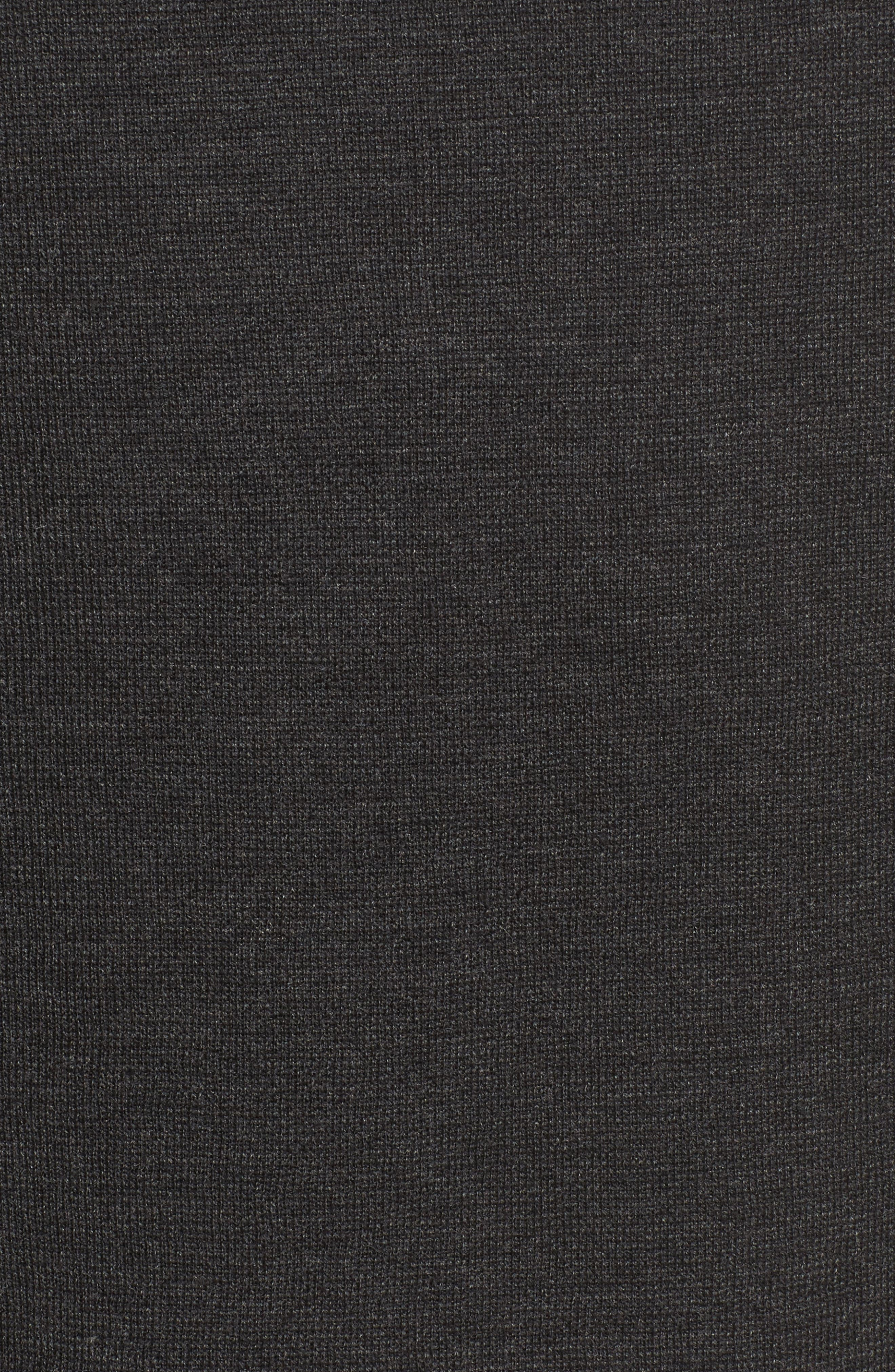 Merino Wool Sweater Dress,                             Alternate thumbnail 18, color,