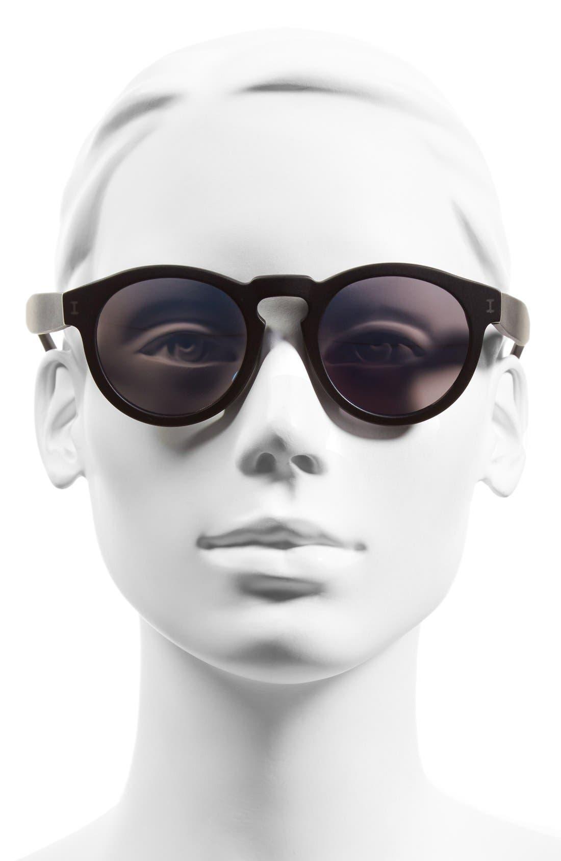 'Leonard' 47mm Sunglasses,                             Alternate thumbnail 78, color,
