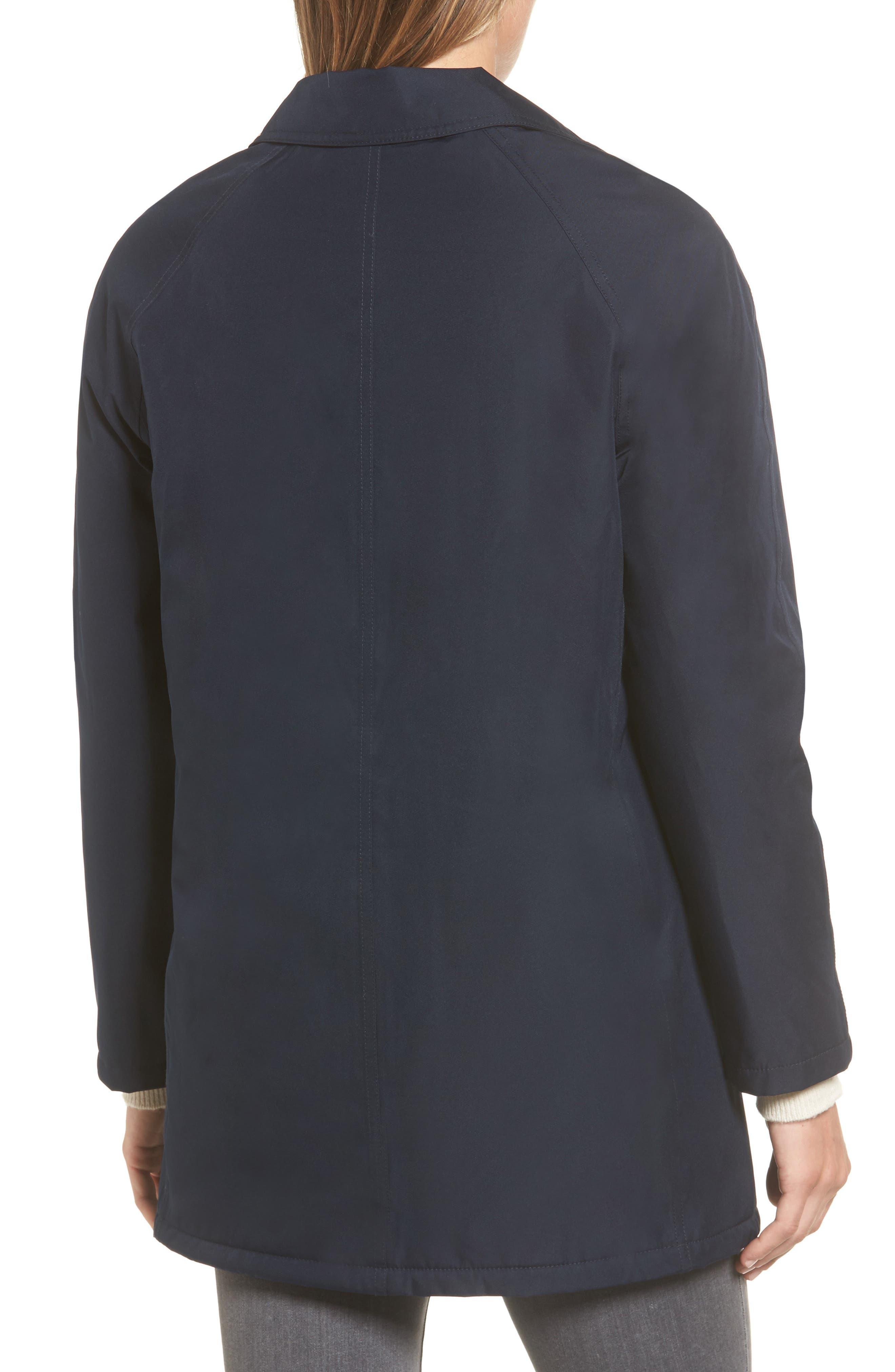 Whirl Waterproof Hooded Jacket,                             Alternate thumbnail 4, color,                             410