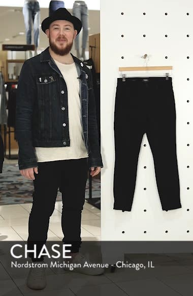 Ami Stretch Ankle Skinny Jeans, sales video thumbnail