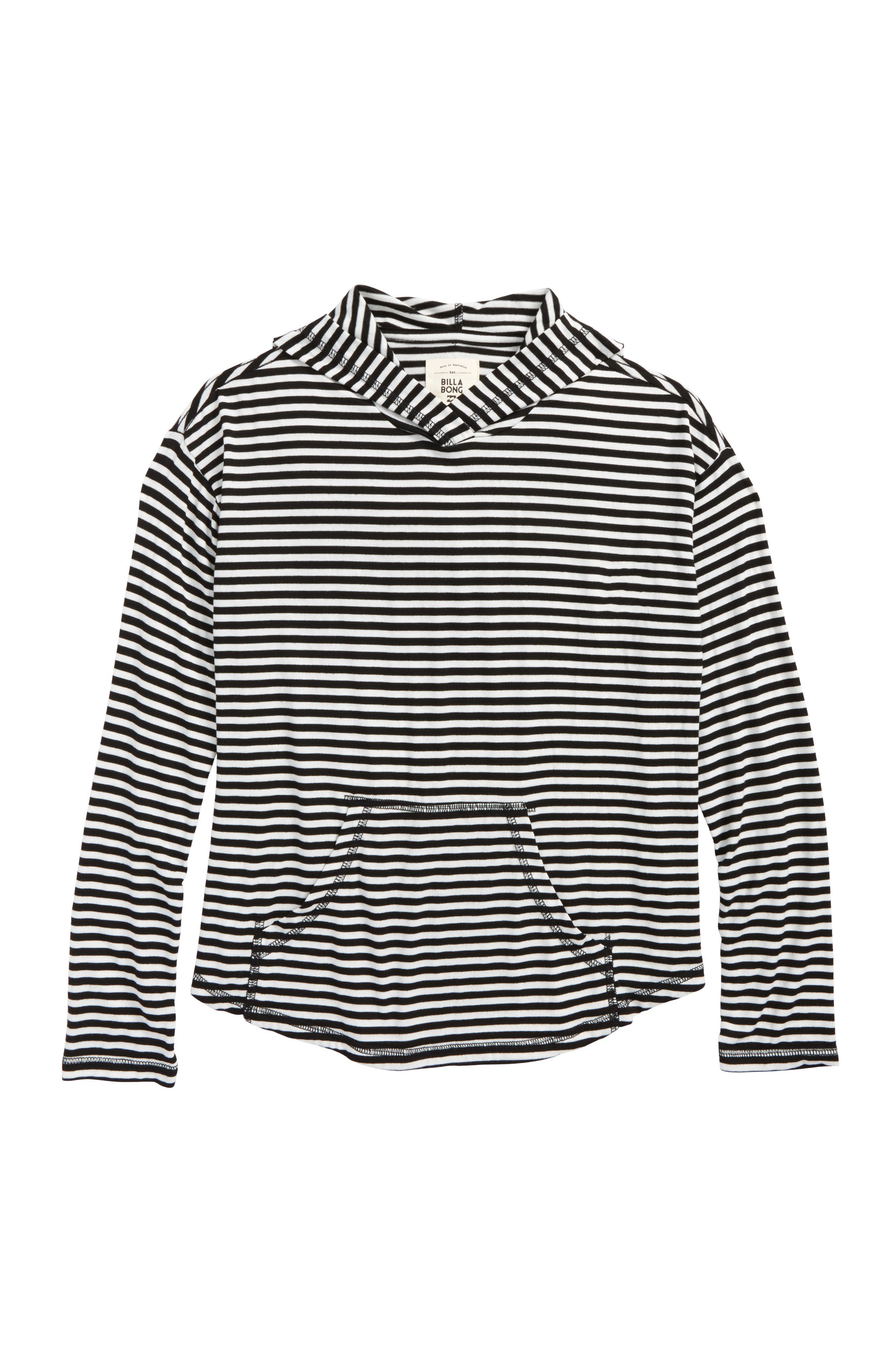 These Days Stripe Hoodie,                             Main thumbnail 1, color,                             002