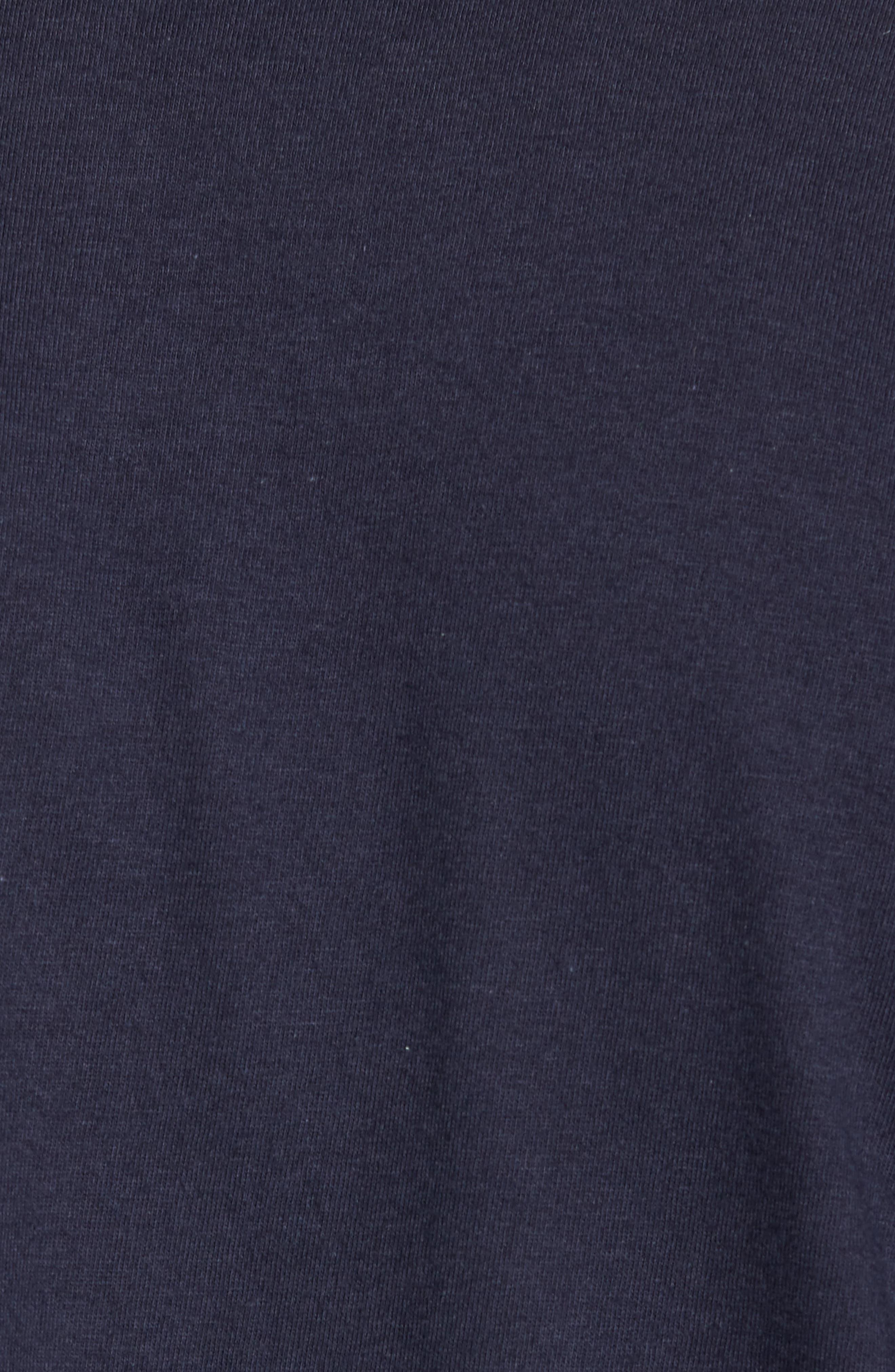 Johnny Tree Pool Graphic T-Shirt,                             Alternate thumbnail 5, color,                             411