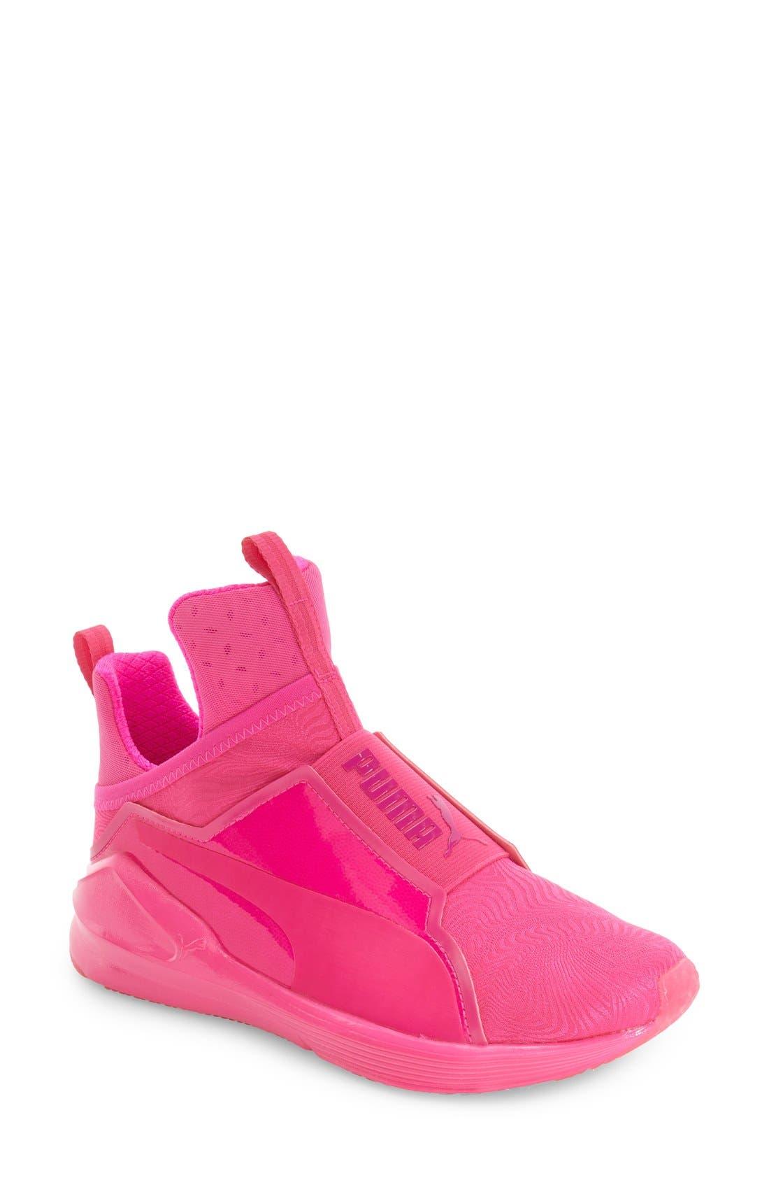 'Fierce Bright' Sneaker,                             Main thumbnail 2, color,