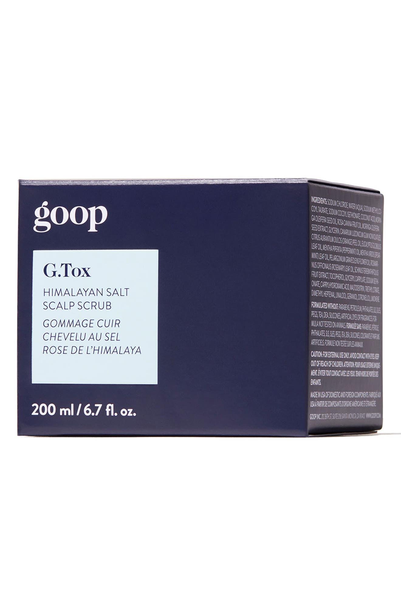 G.Tox Himalayan Salt Scalp Scrub,                             Alternate thumbnail 3, color,                             960