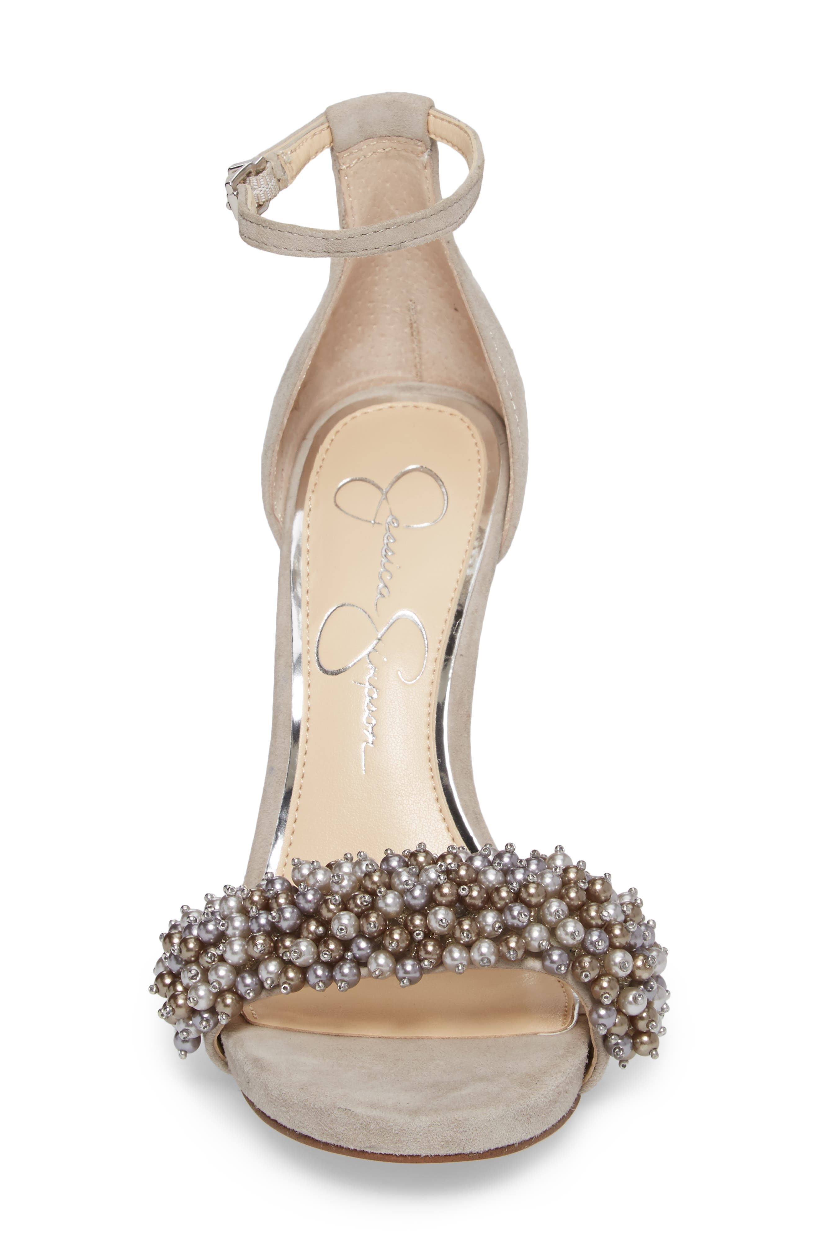 Rusley Imitation Pearl Sandal,                             Alternate thumbnail 11, color,