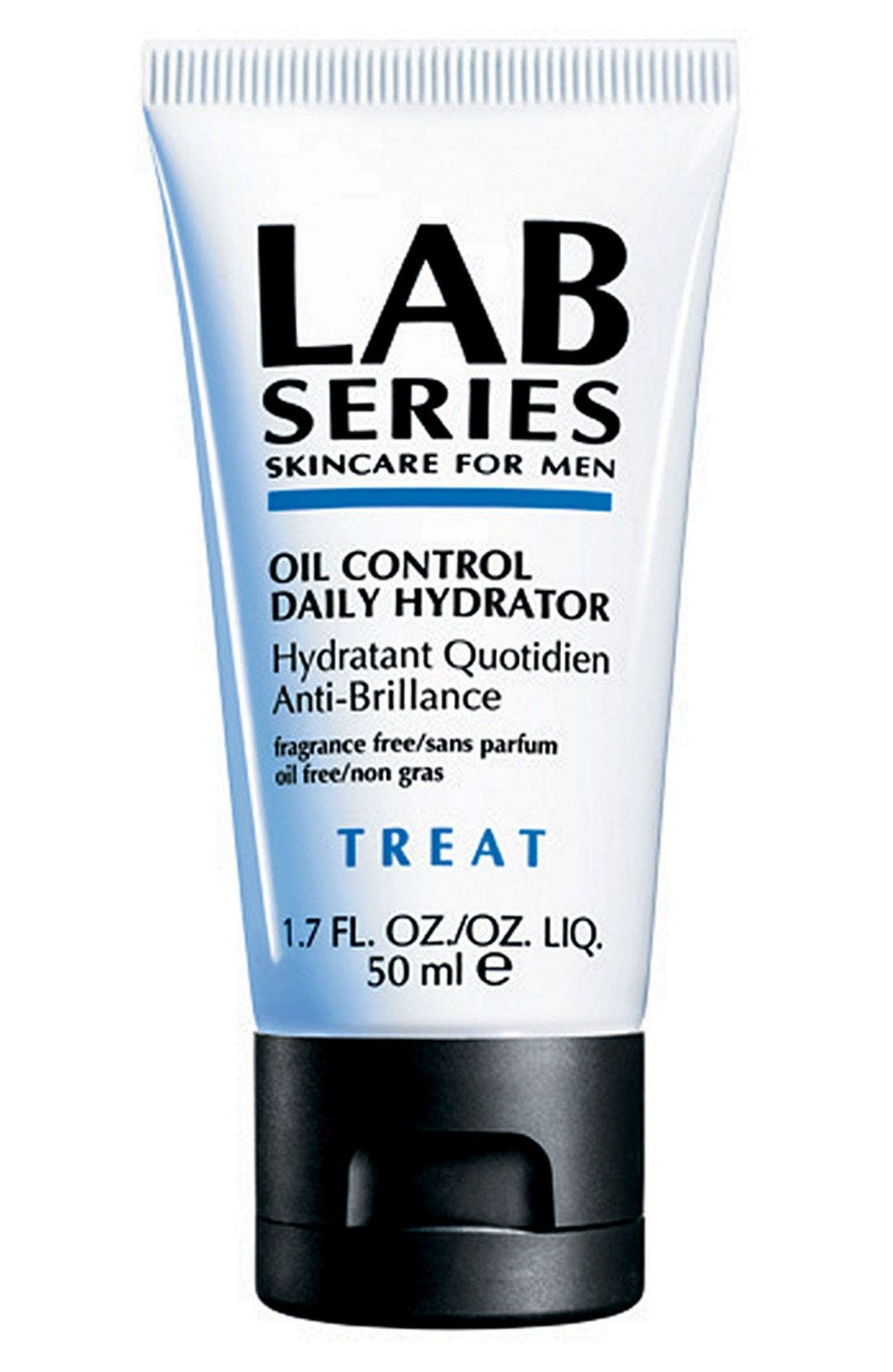 Oil Control Daily Face Hydrator,                             Main thumbnail 1, color,                             000