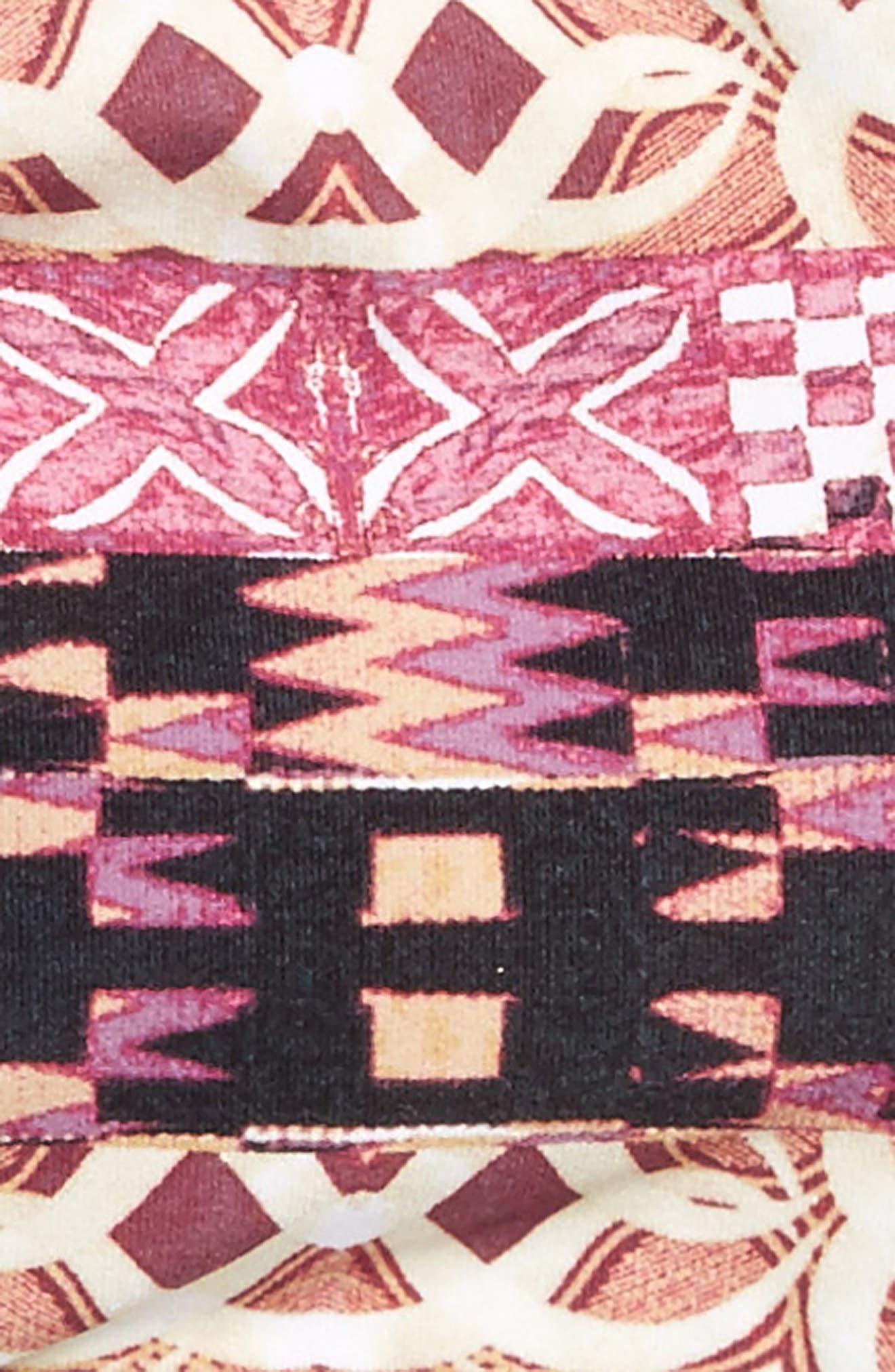 Zanzibar Reversible Two-Piece Swimsuit,                             Alternate thumbnail 5, color,                             500