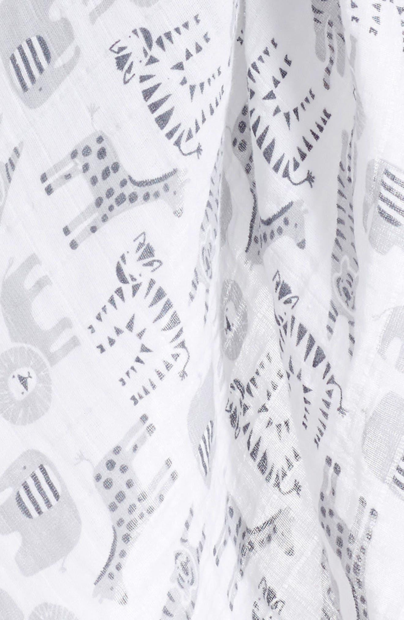 Cotton Swaddle Blanket,                             Alternate thumbnail 26, color,