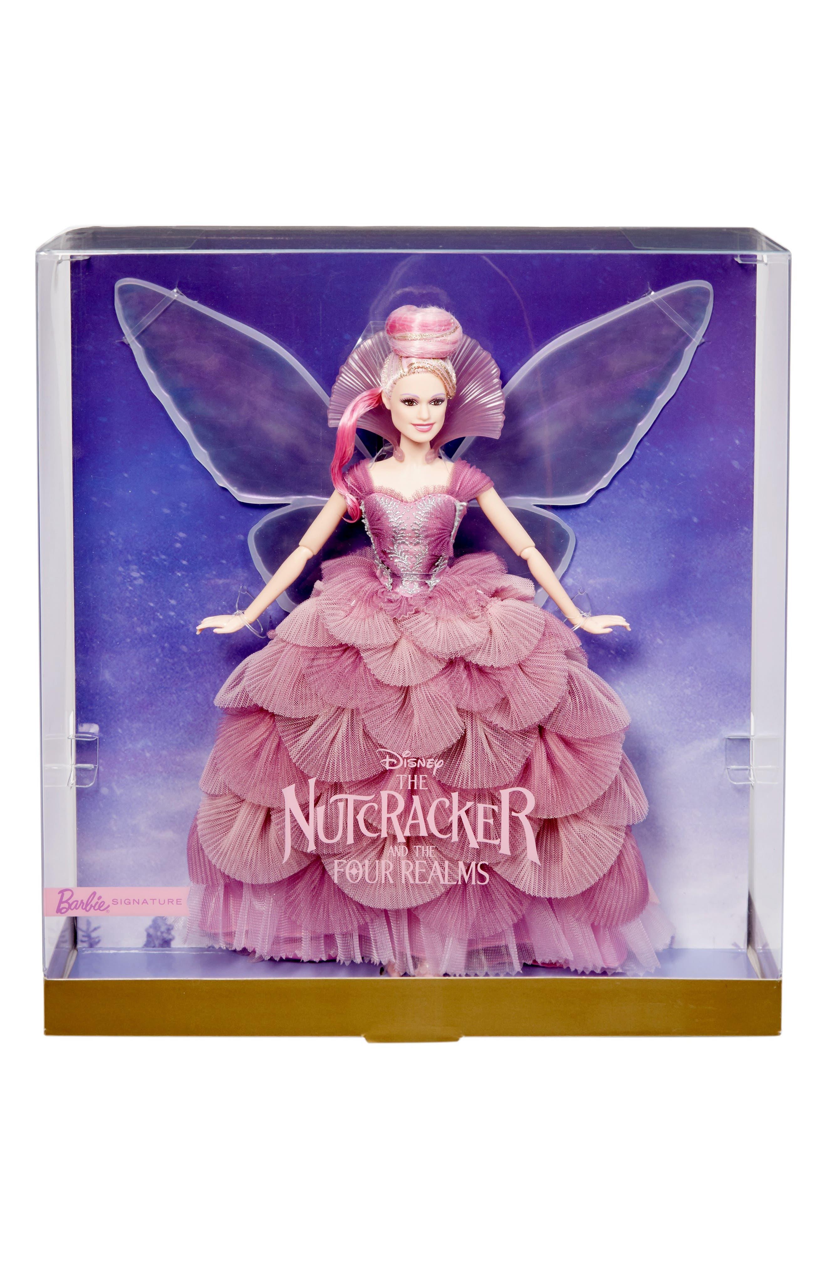 MATTEL,                             Disney<sup>®</sup> The Nutcracker & the Four Realms Sugar Plum Fairy Barbie<sup>®</sup> Doll,                             Alternate thumbnail 4, color,                             960