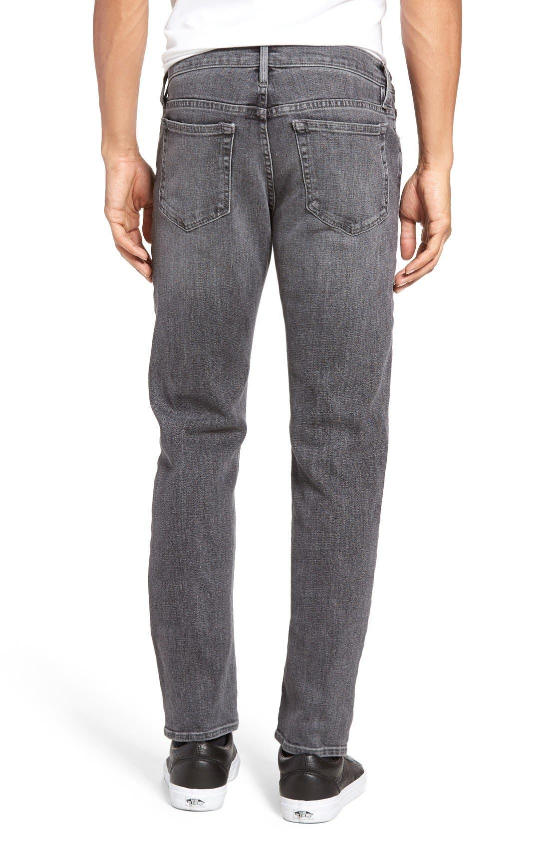 L'Homme Slim Fit Jeans,                             Alternate thumbnail 3, color,                             421