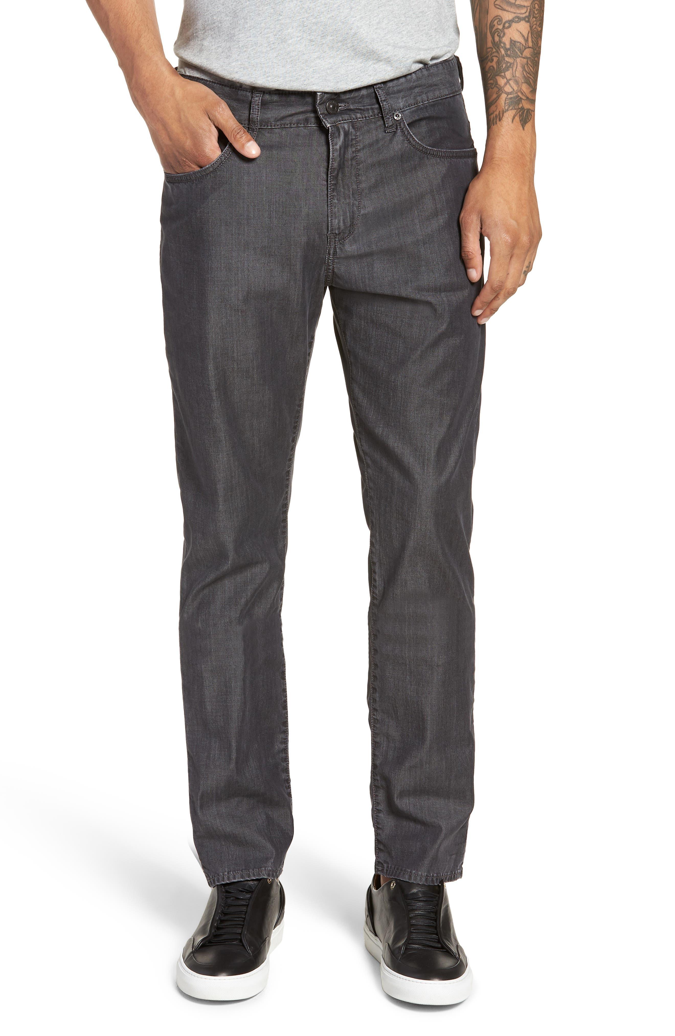 BOSS Delaware Slim Fit Jeans, Main, color, 020
