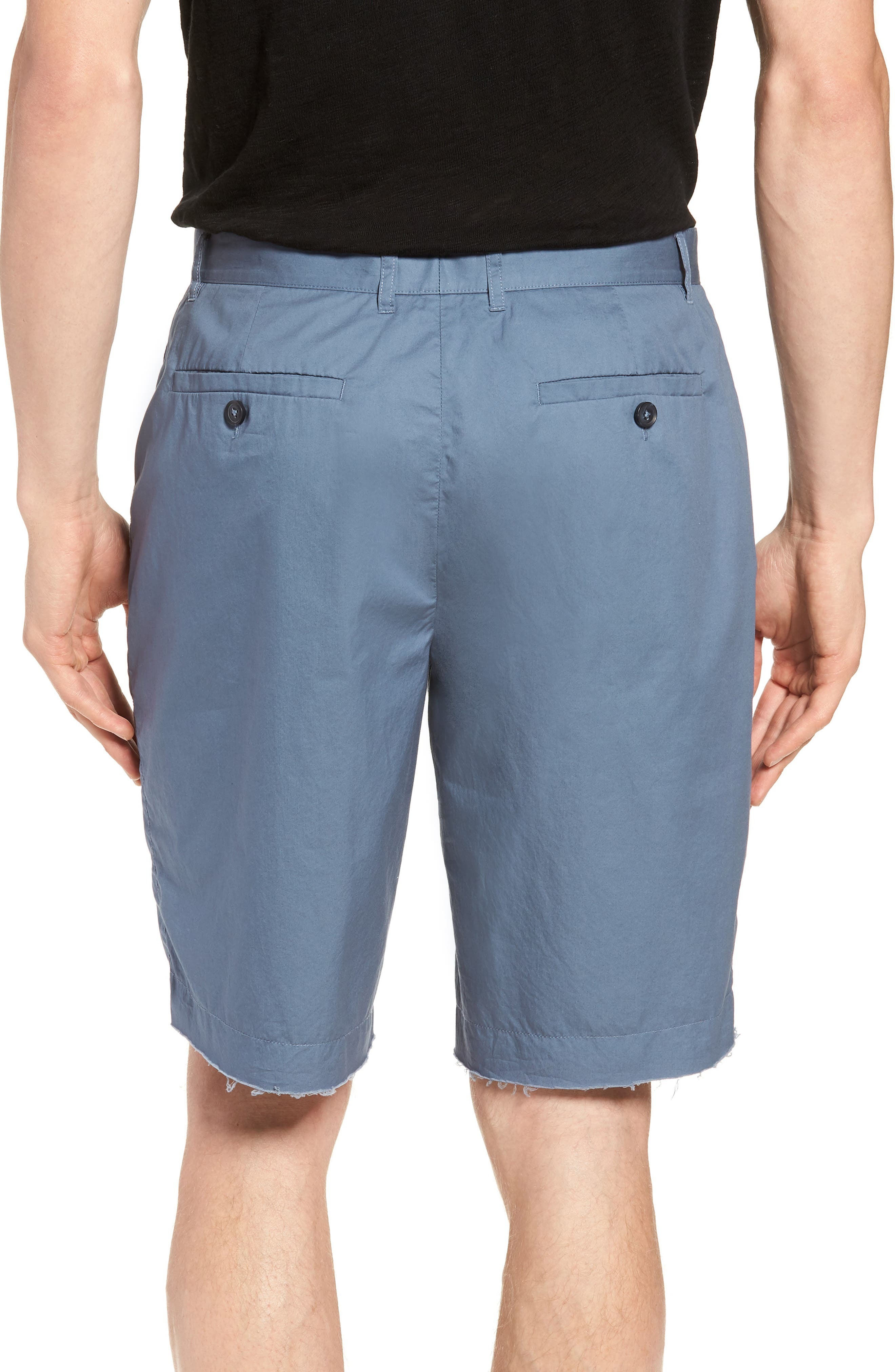 Poplin Cotton Shorts,                             Alternate thumbnail 2, color,                             425