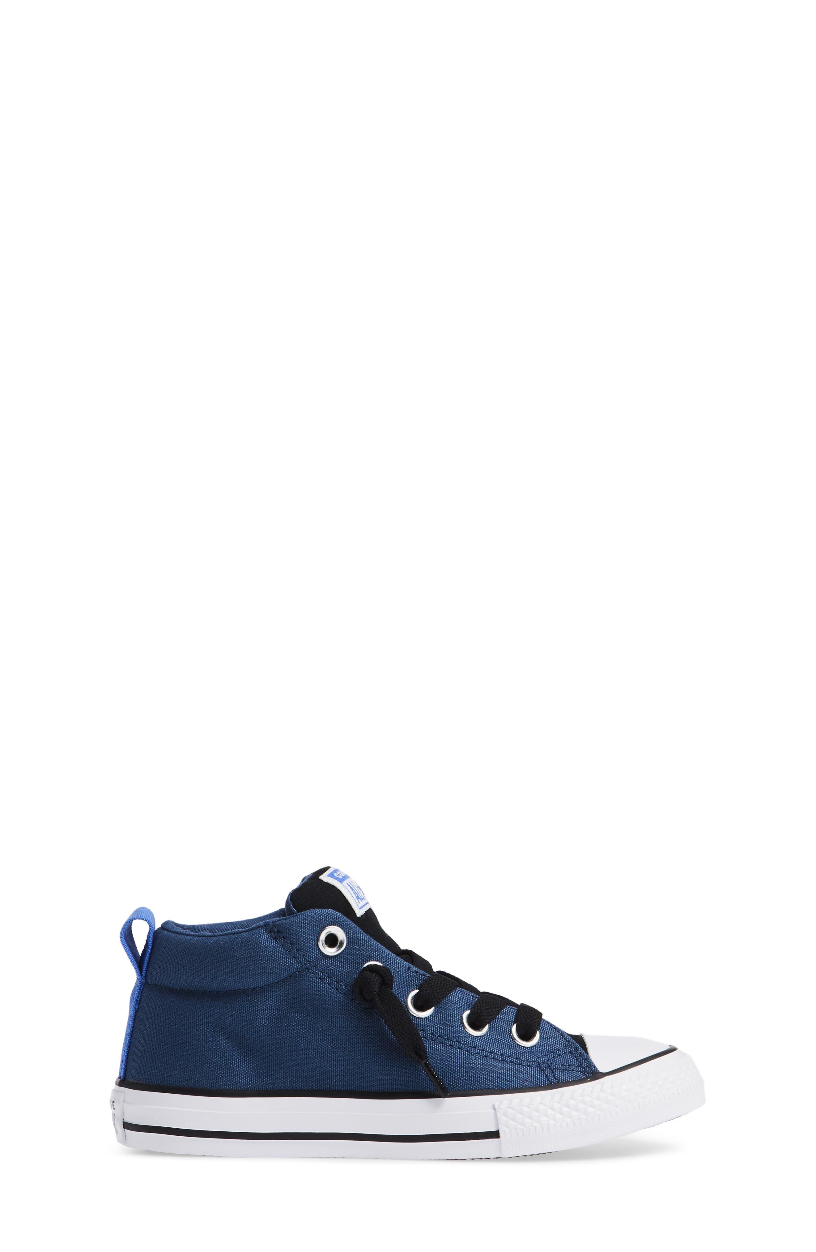 CONVERSE,                             Chuck Taylor<sup>®</sup> All Star<sup>®</sup> Seasonal Street Sneaker,                             Alternate thumbnail 3, color,                             403