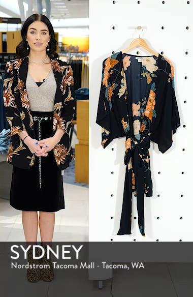 Moon Dream Kimono, sales video thumbnail