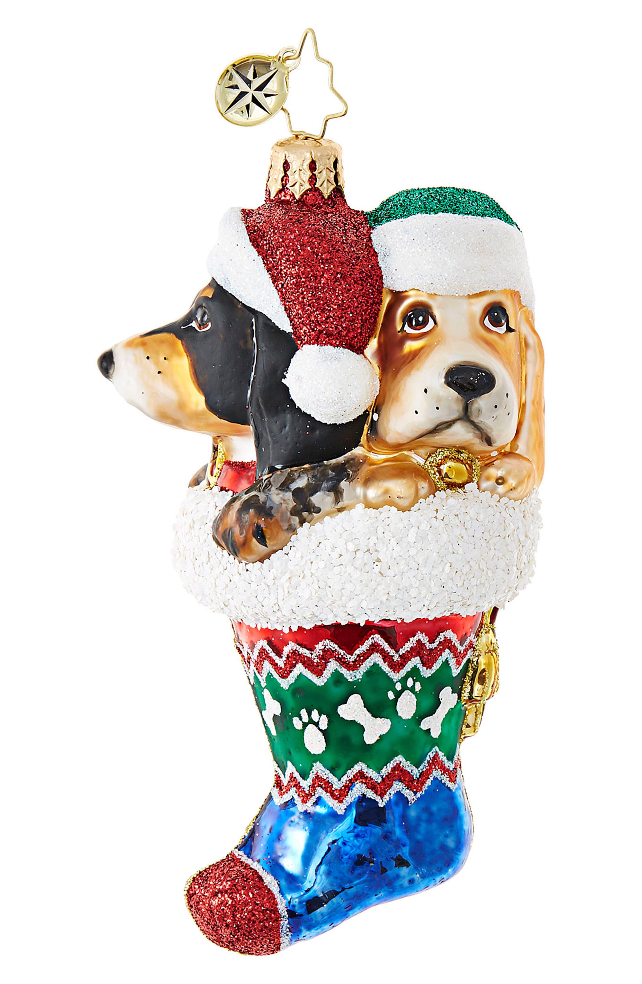 Hounding Me Ornament,                         Main,                         color,
