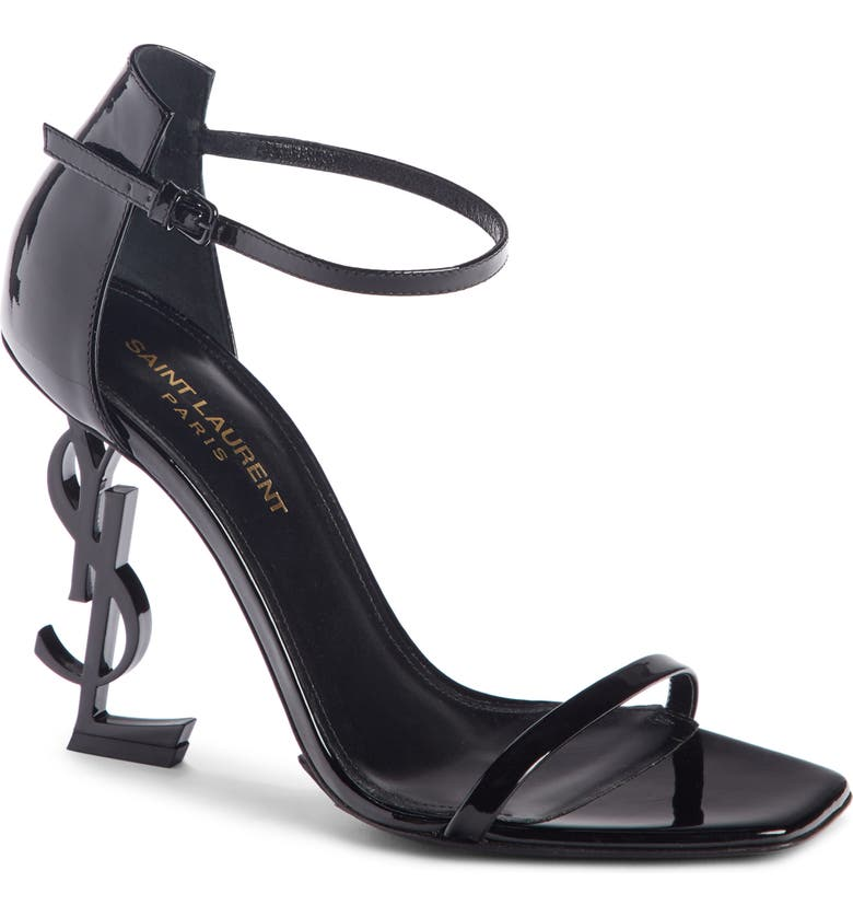 Shopping for Saint Laurent Opyum YSL Ankle Strap Sandal (Women) Best & Reviews