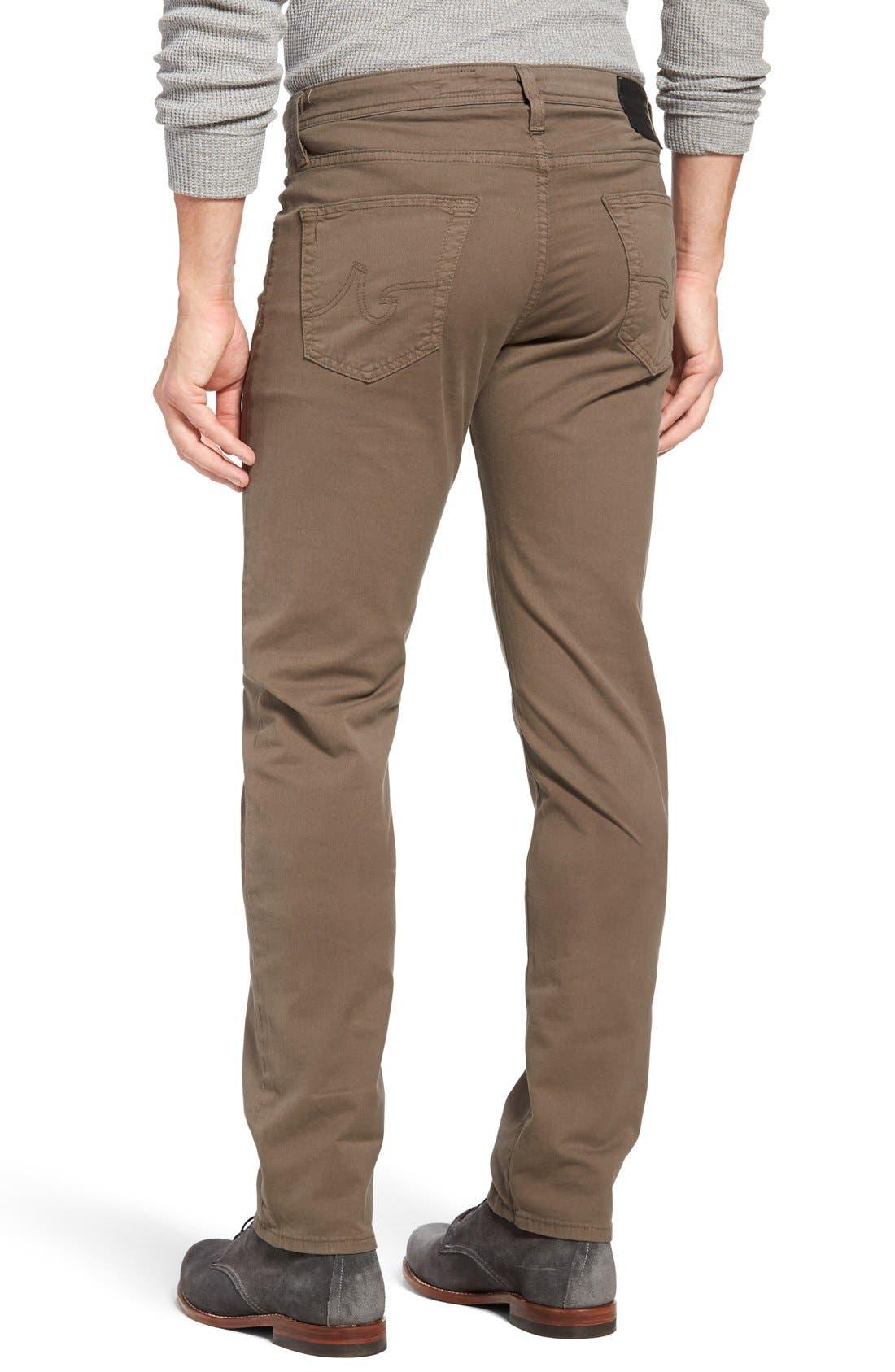 'Matchbox BES' Slim Fit Pants,                             Alternate thumbnail 195, color,