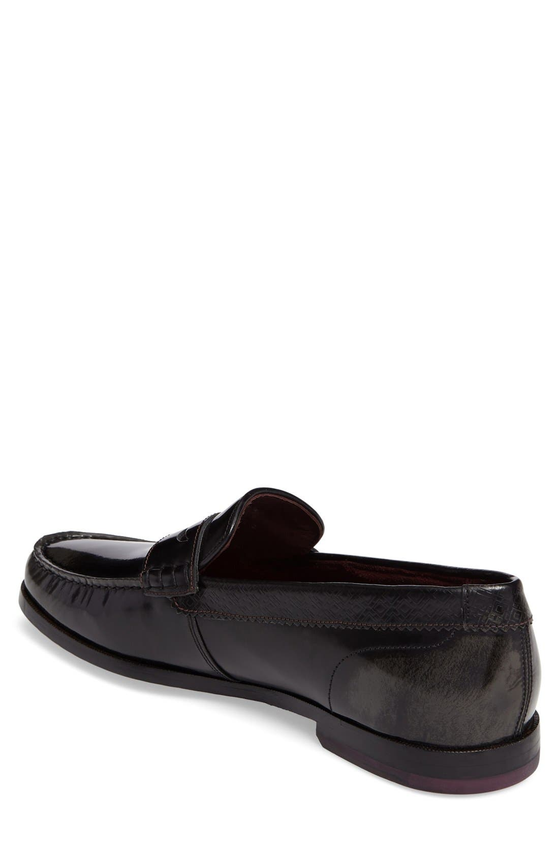 Rommeo Penny Loafer,                             Alternate thumbnail 6, color,                             028