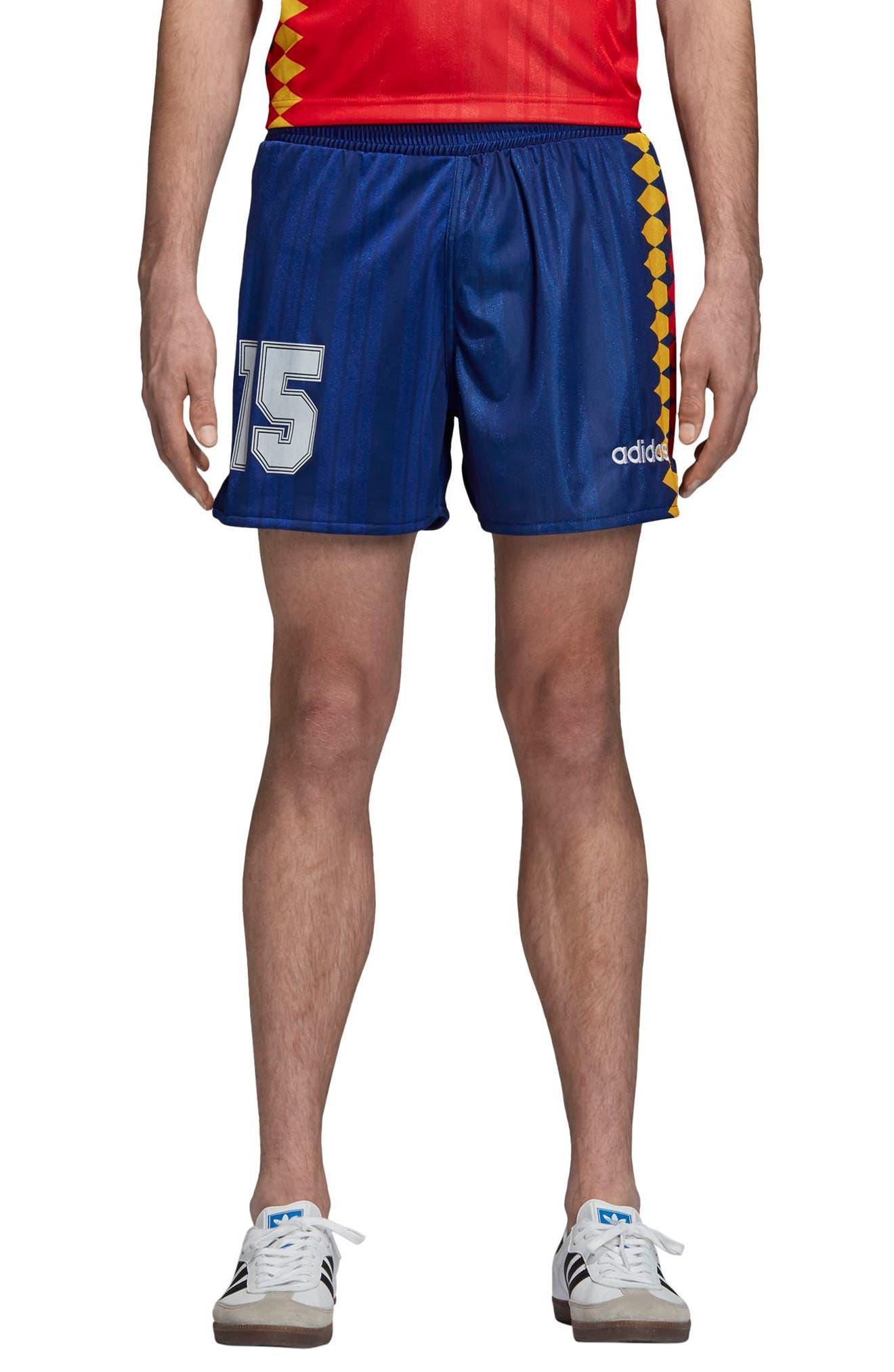 ADIDAS ORIGINALS adidas Original Spain 1994 Shorts, Main, color, 414