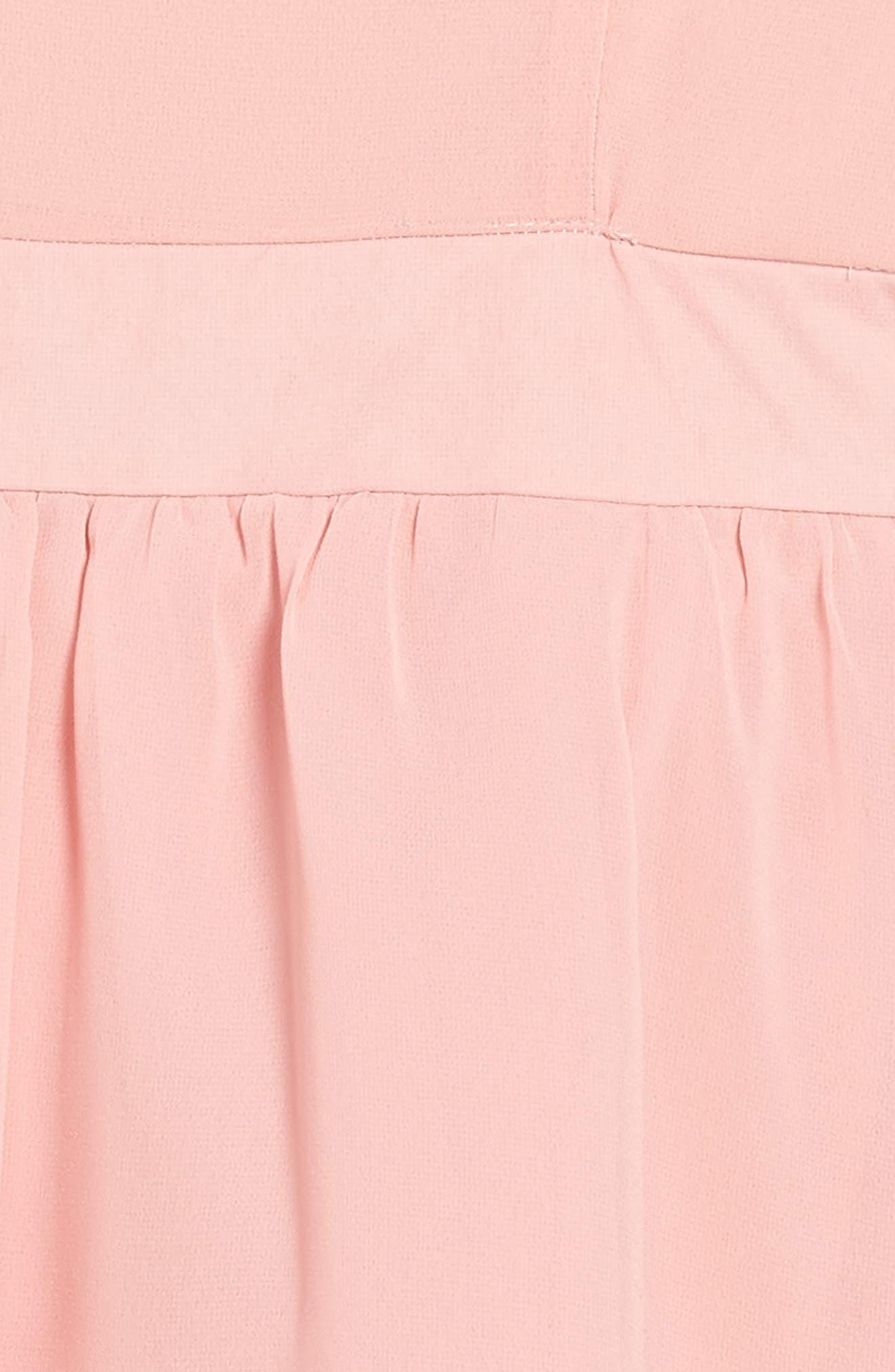 Camilla Sleeveless Dress,                             Alternate thumbnail 3, color,