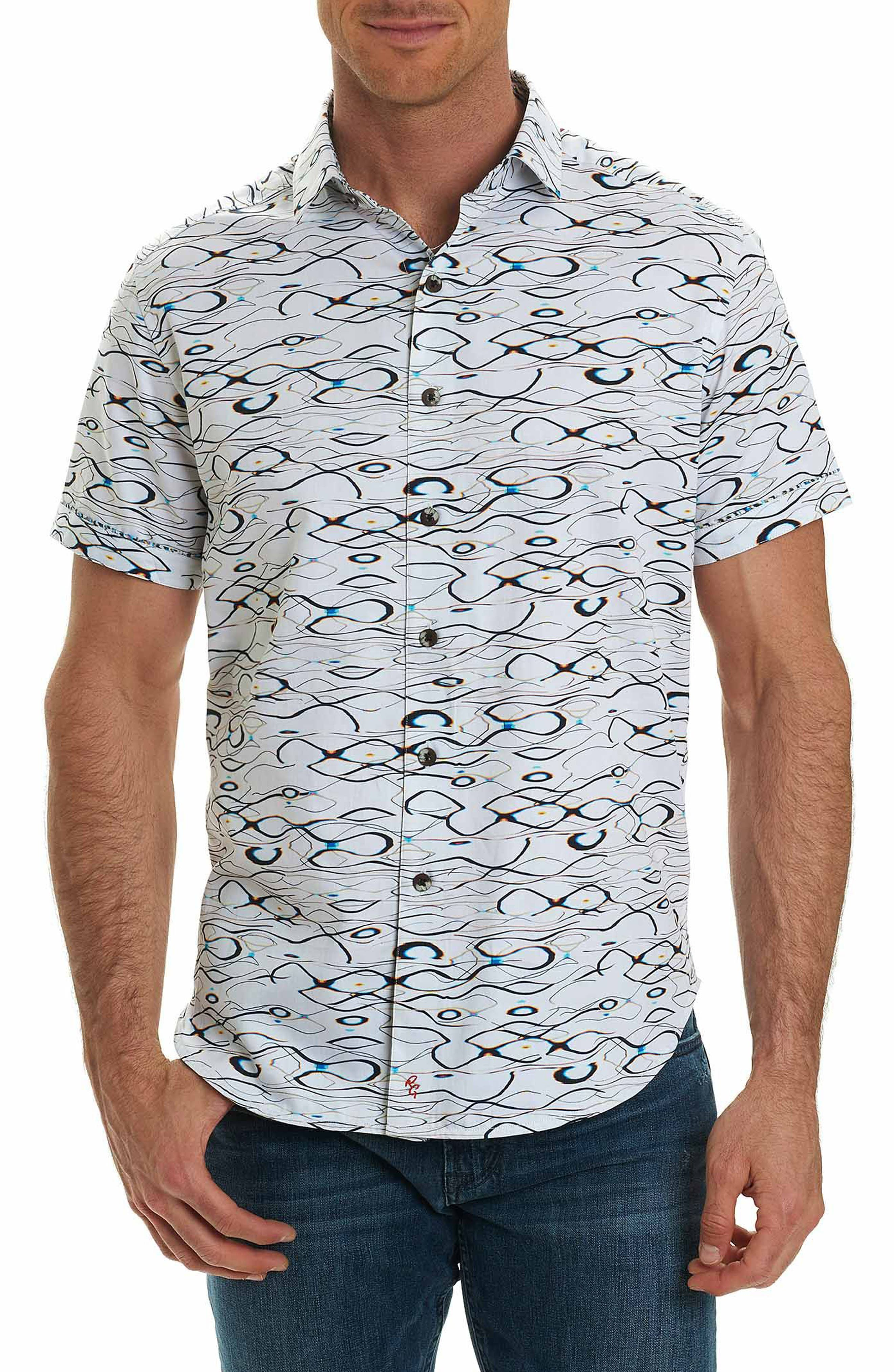 Illusions Sport Shirt,                         Main,                         color, 100
