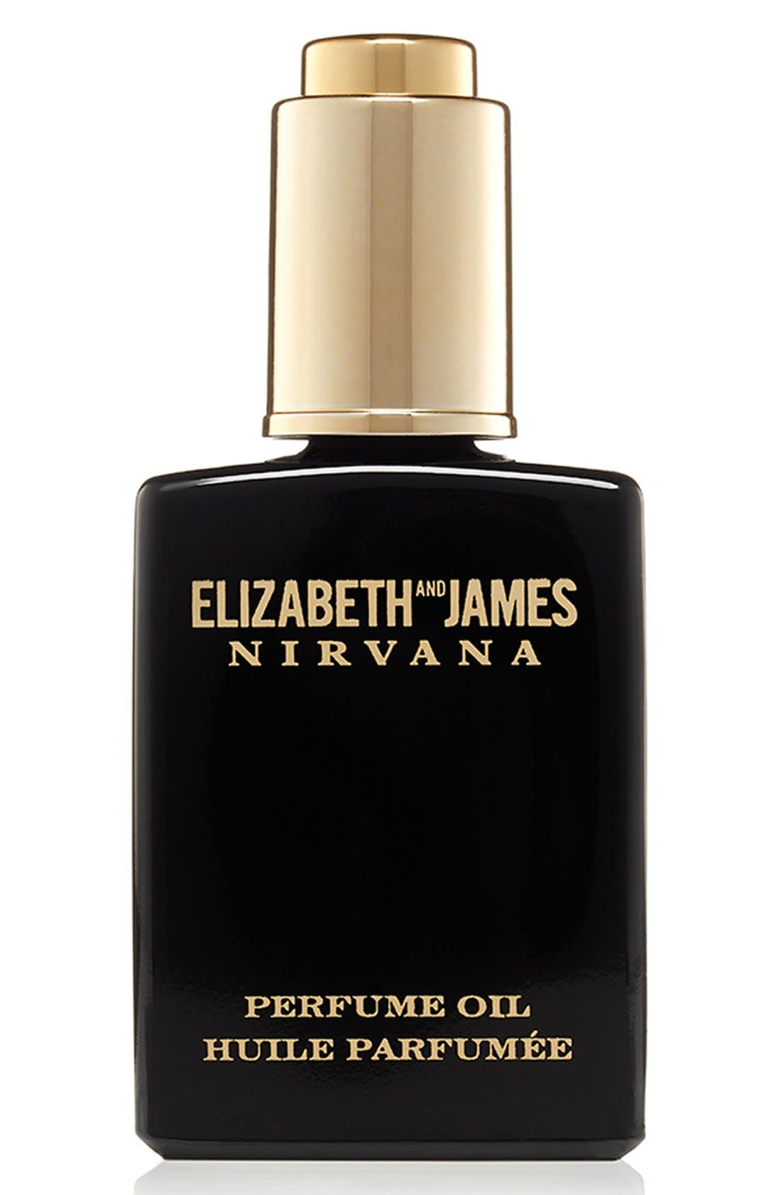 Elizabeth and James 'Nirvana Black' Perfume Oil,                             Main thumbnail 1, color,