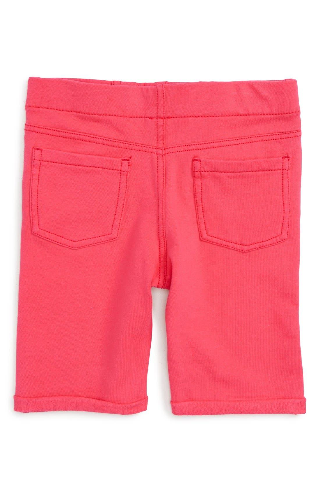 'Jenna' Jegging Shorts,                             Alternate thumbnail 26, color,