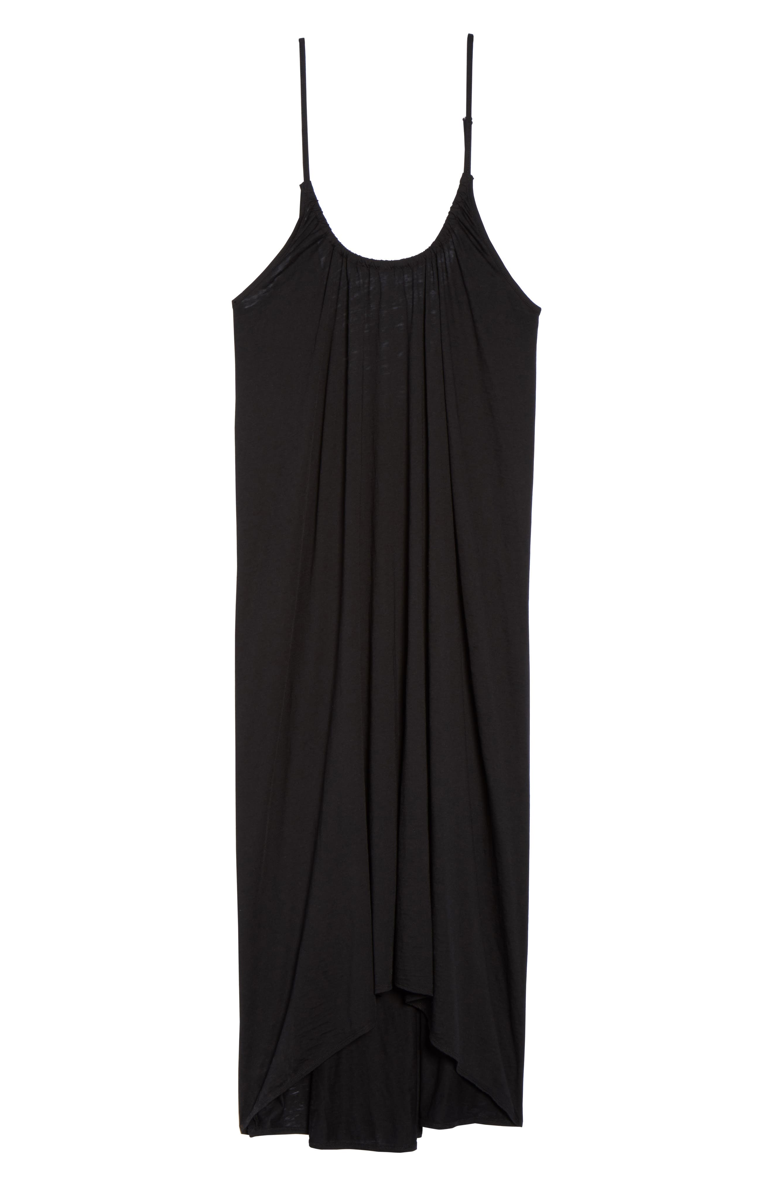 Maxi Cover-Up Dress,                             Alternate thumbnail 26, color,