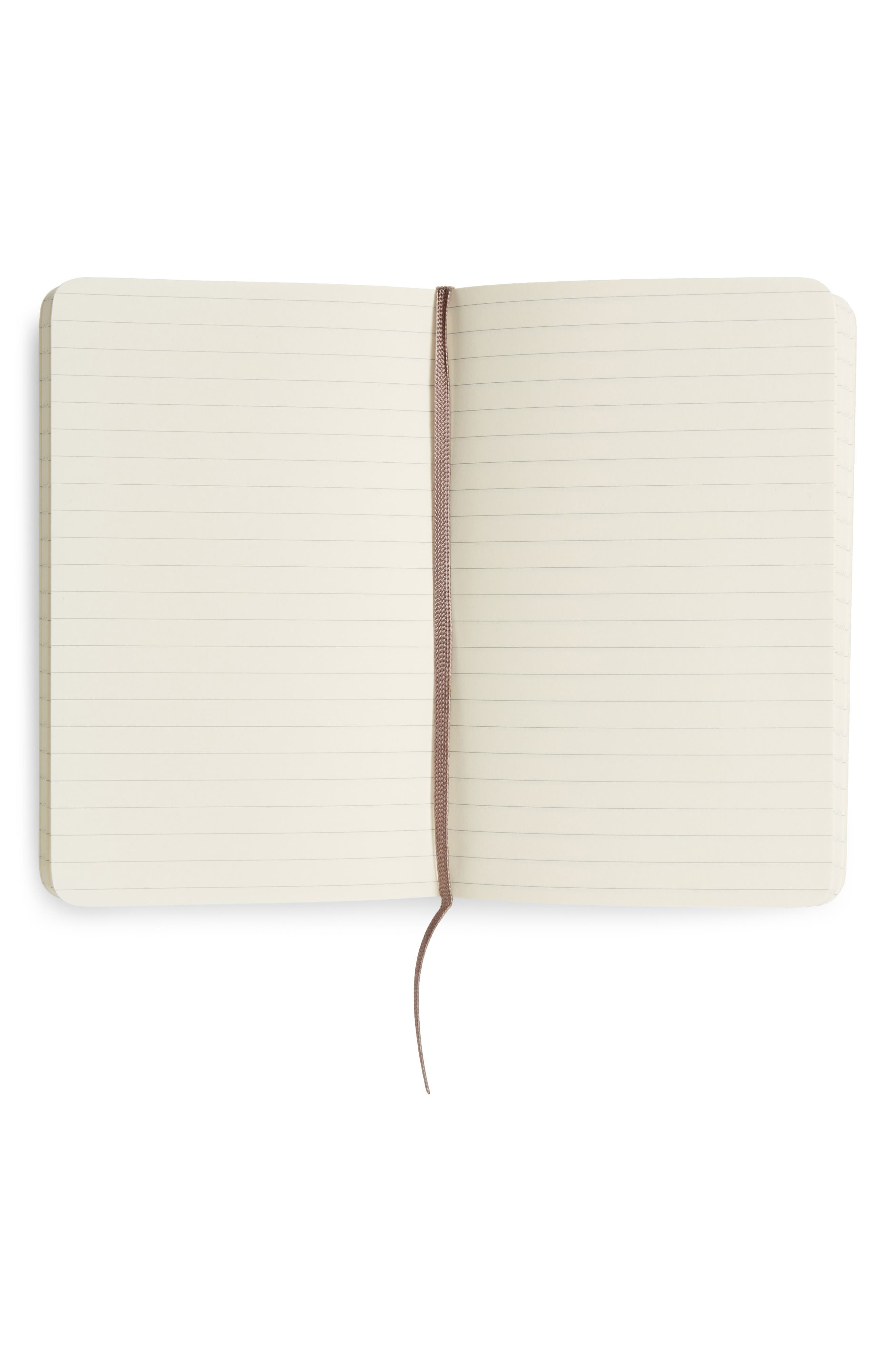 Classic Pocket Soft Cover Notebook,                             Alternate thumbnail 2, color,                             001