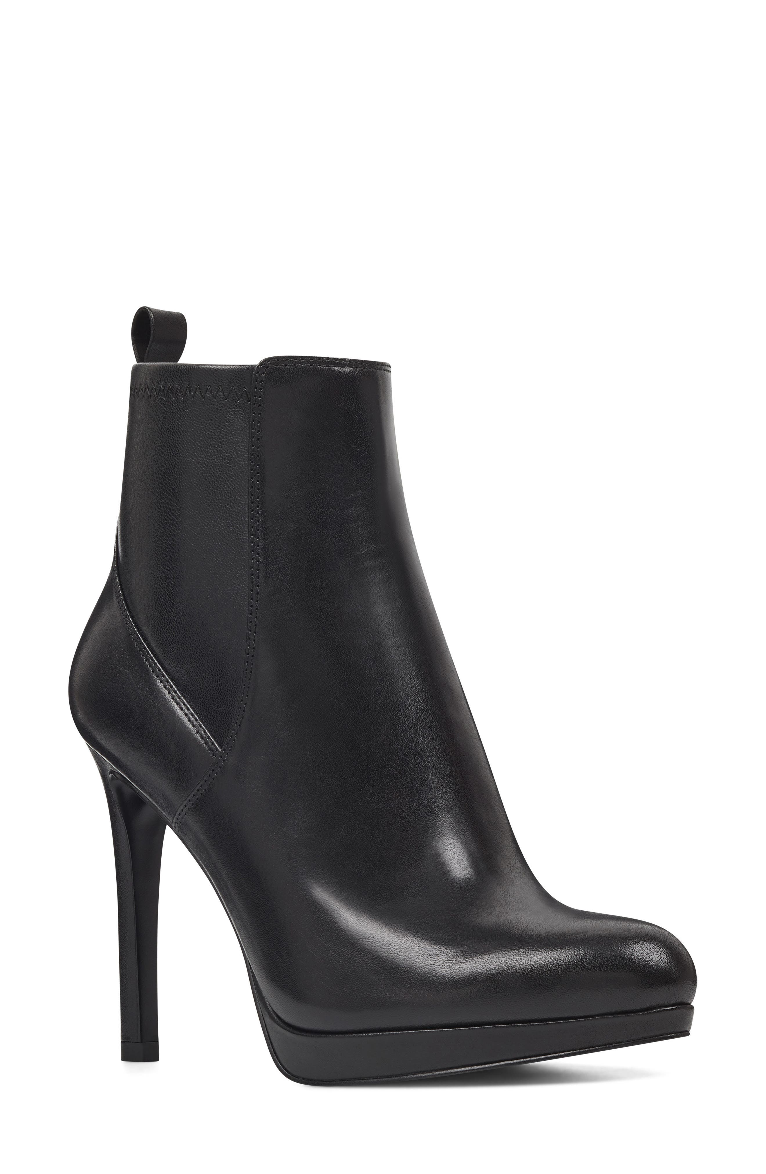 Nine West Quillen Stretch Bootie