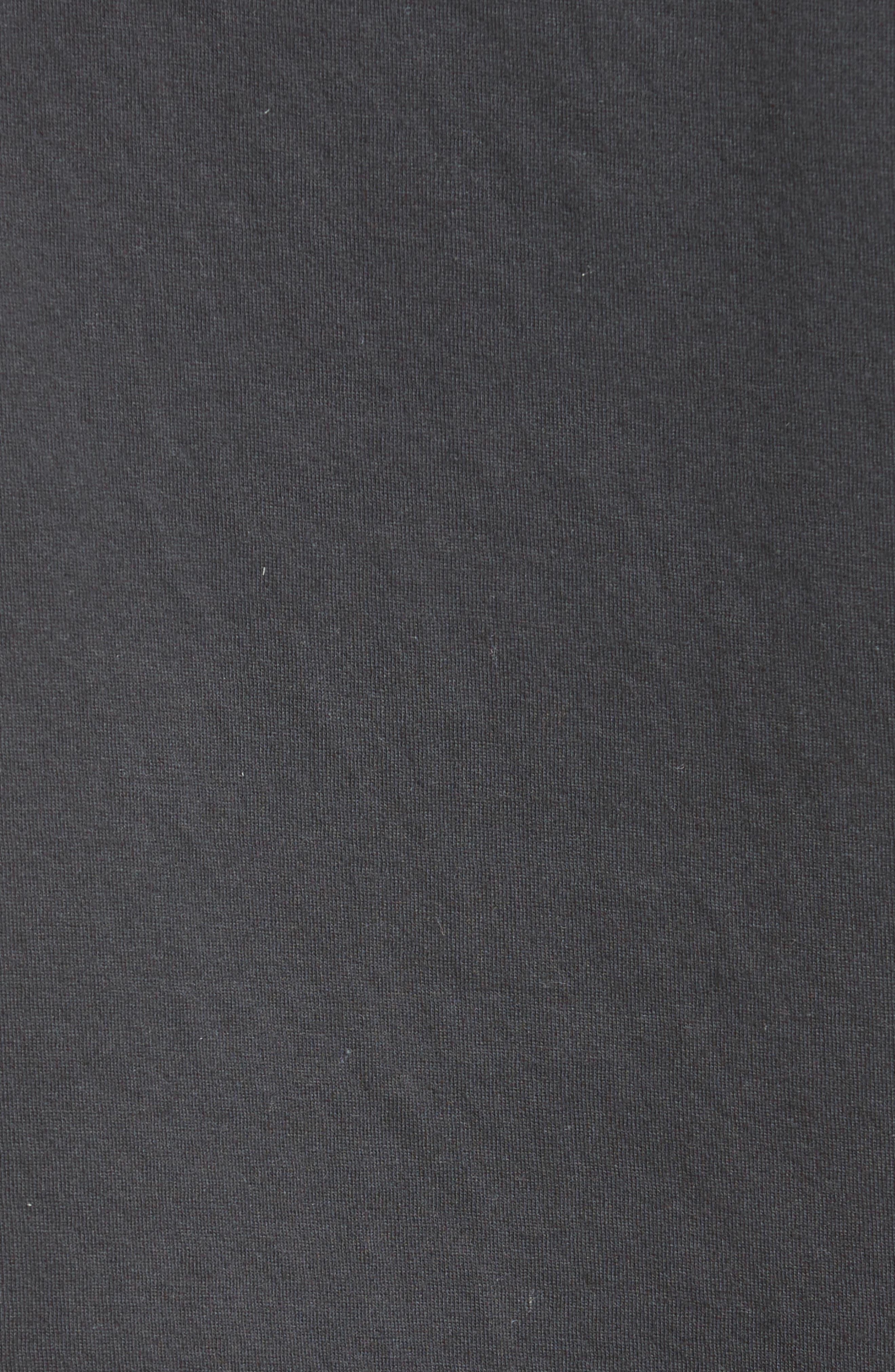 Pocket T-Shirt,                             Alternate thumbnail 5, color,                             001