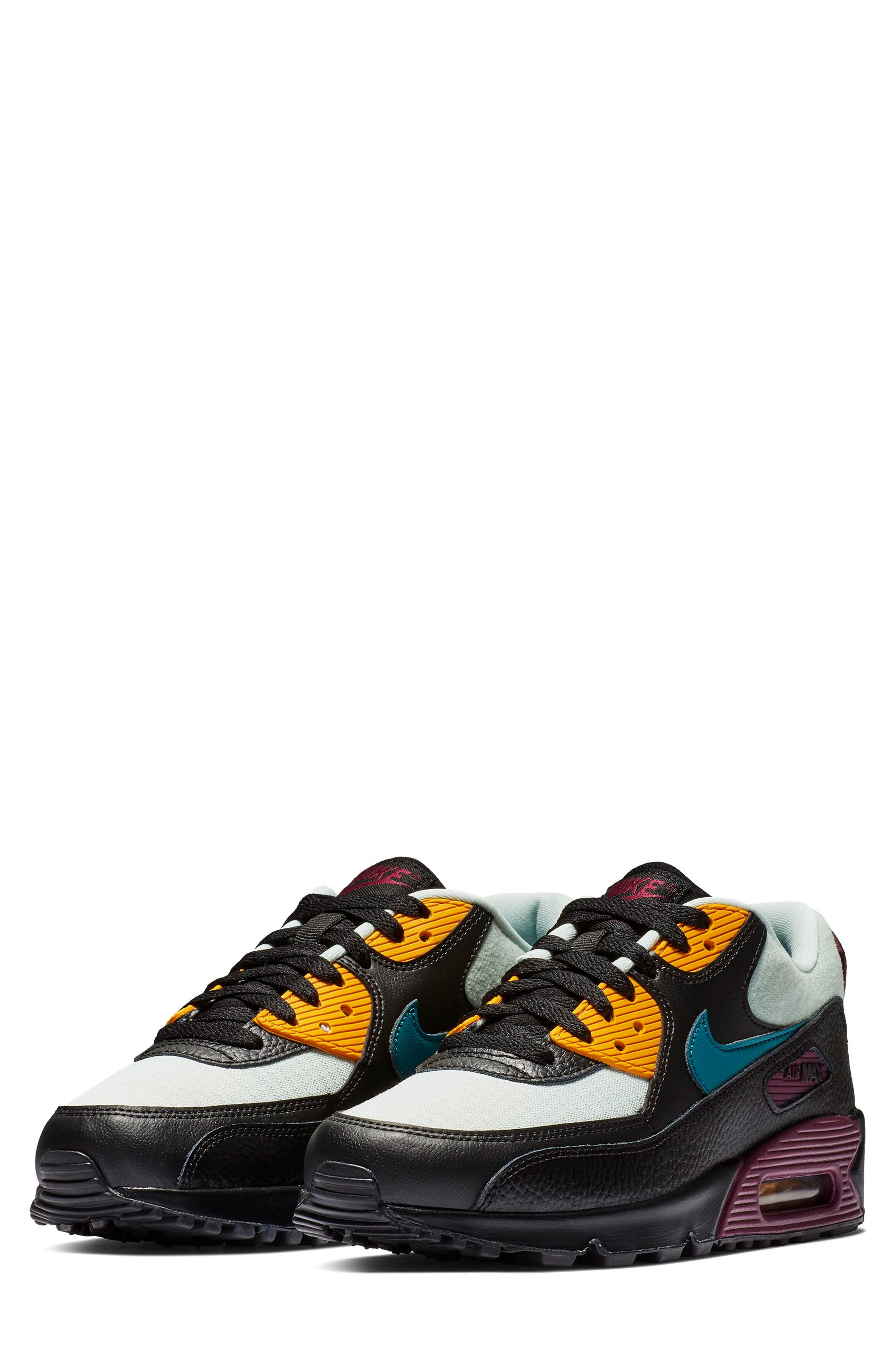 f39edfd34969e3 switzerland usd 74.00 214.60. nike air max 90 womens silver color 3ef71  1fc07  buy air max 90 sneaker main color silver teal black bordeaux 4caeb  b538a