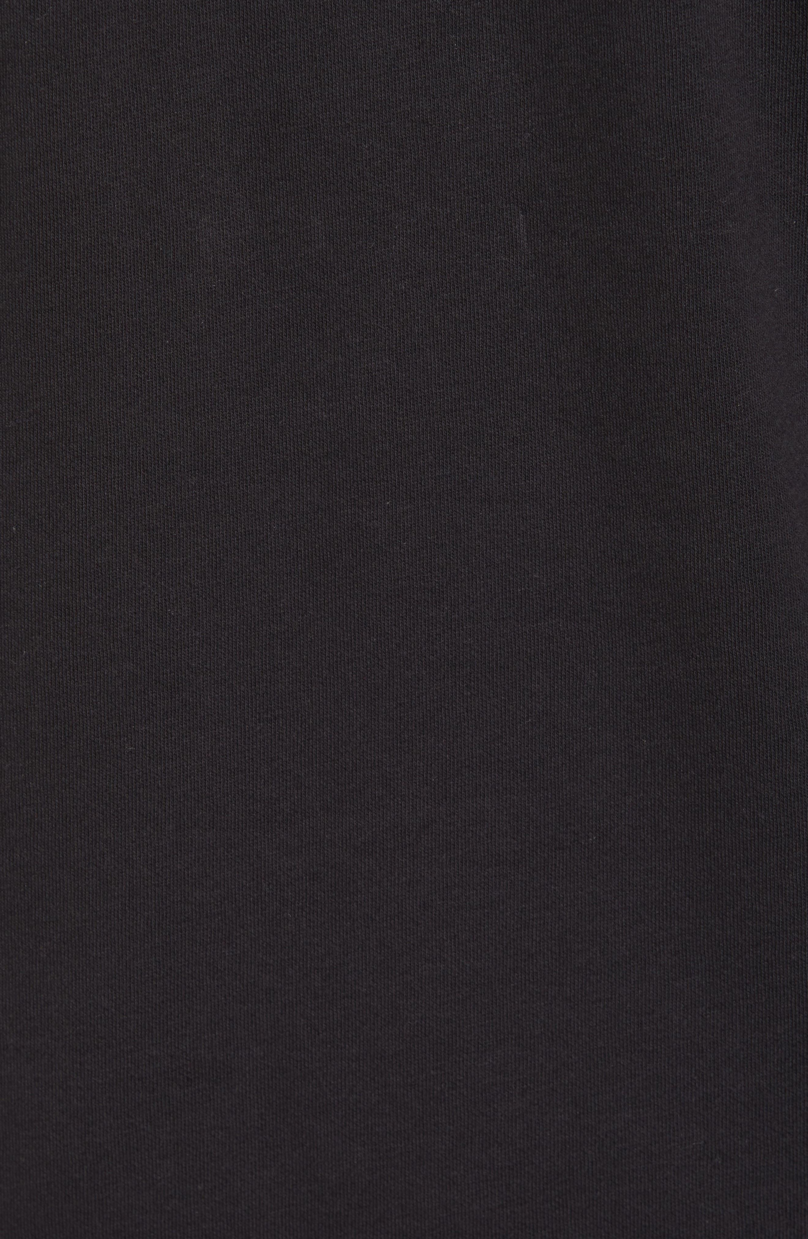 'Half Dome' Crewneck Sweatshirt,                             Alternate thumbnail 5, color,                             002