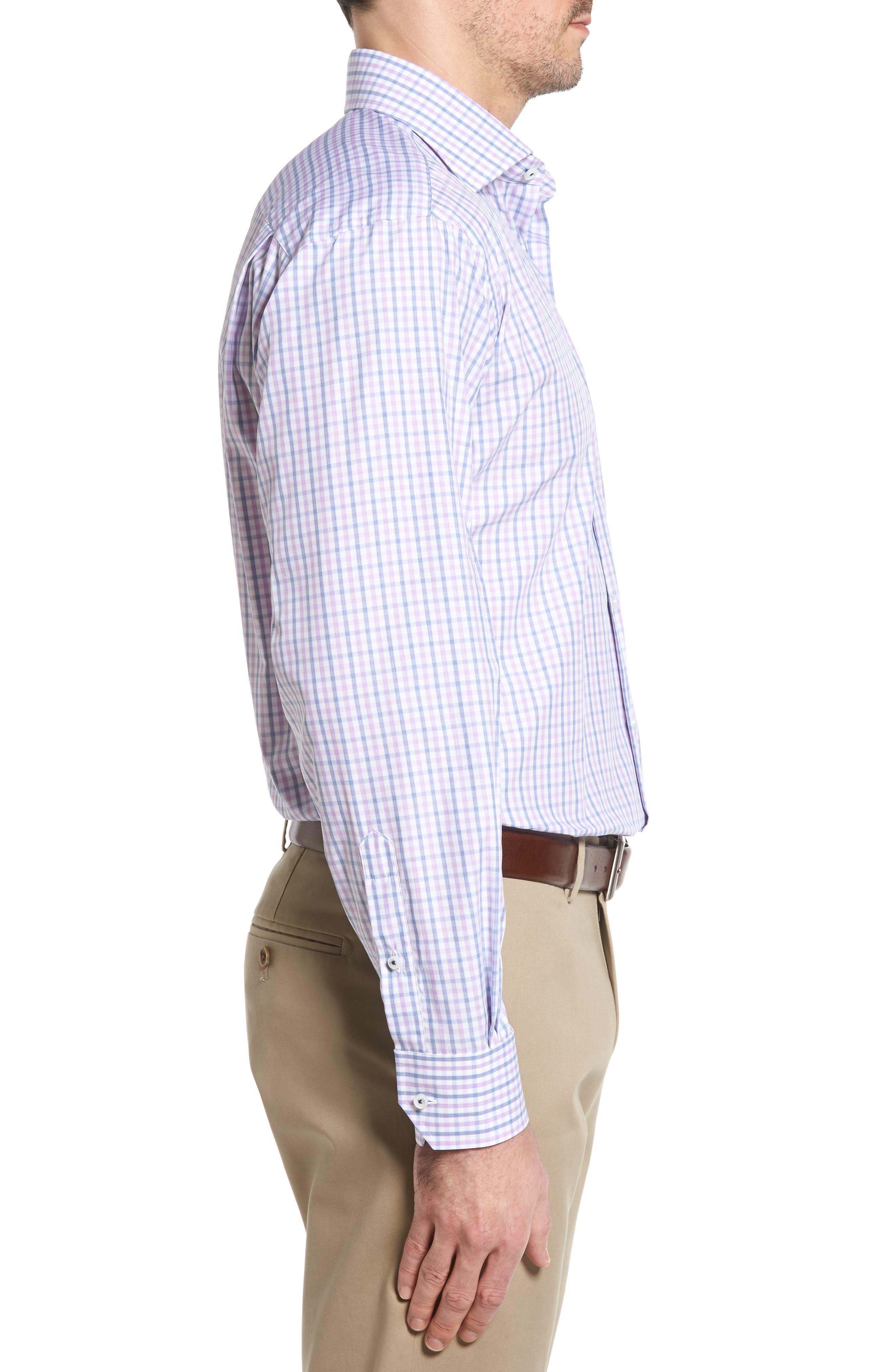 Estate Classic Fit Sport Shirt,                             Alternate thumbnail 3, color,                             540