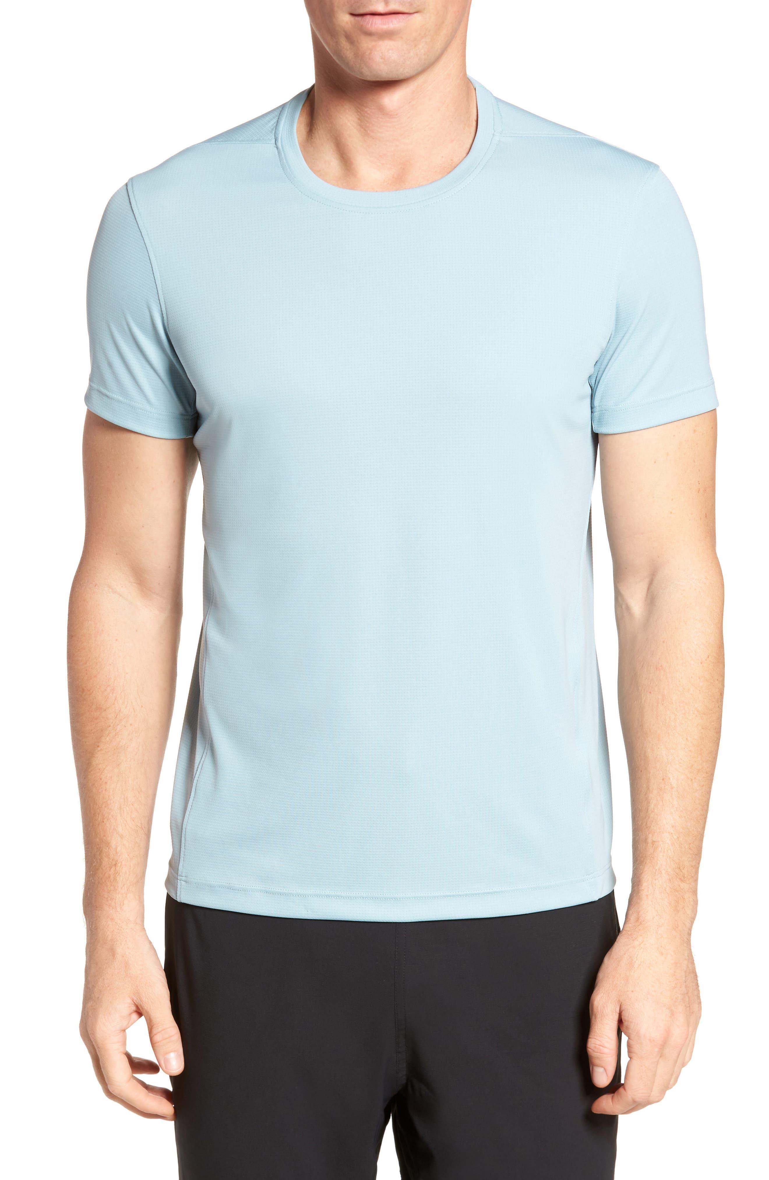 Distance Crewneck T-Shirt,                             Main thumbnail 2, color,